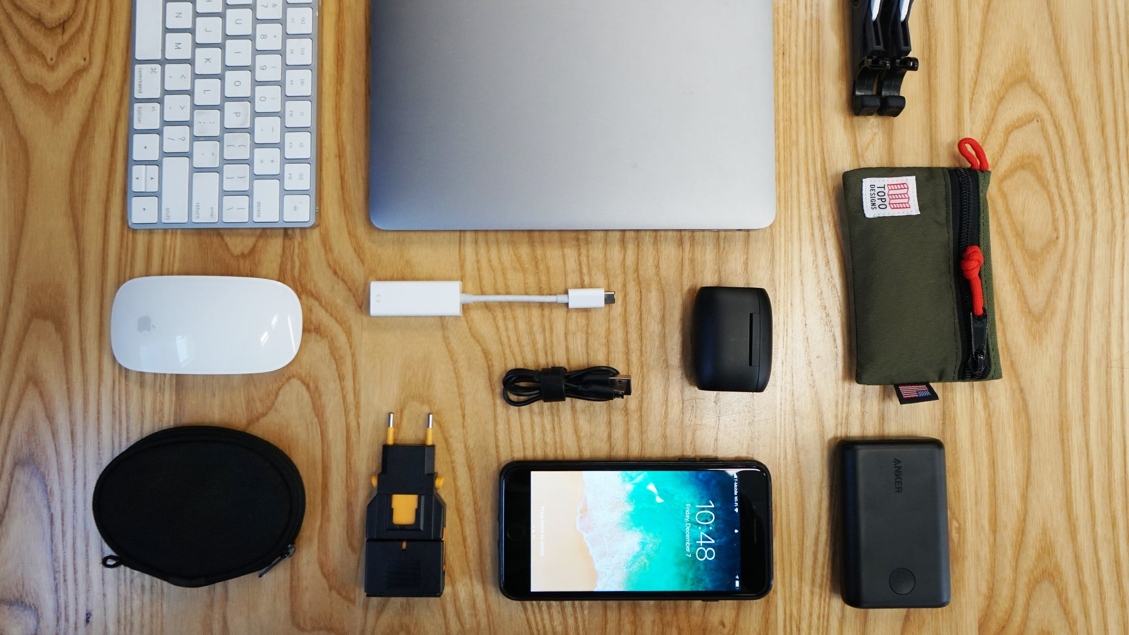 Tech Gear For Working Remotely