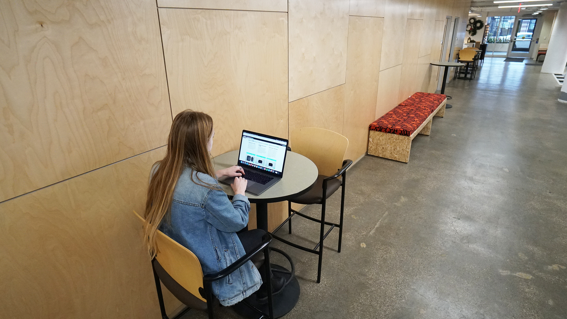 Working At Tech Town | Coworking Space In Detroit, Michigan