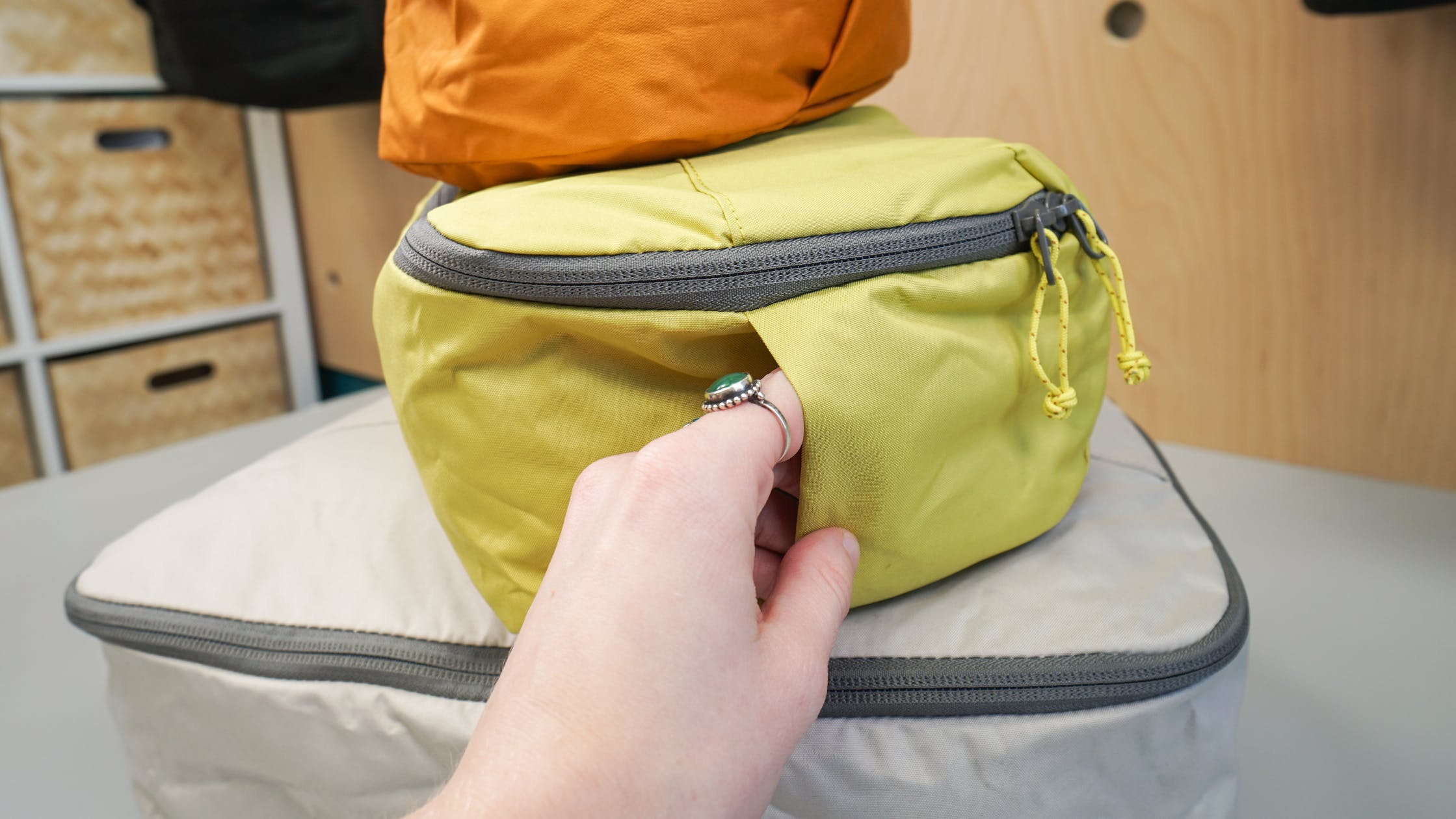 Millican Packing Cube Handle