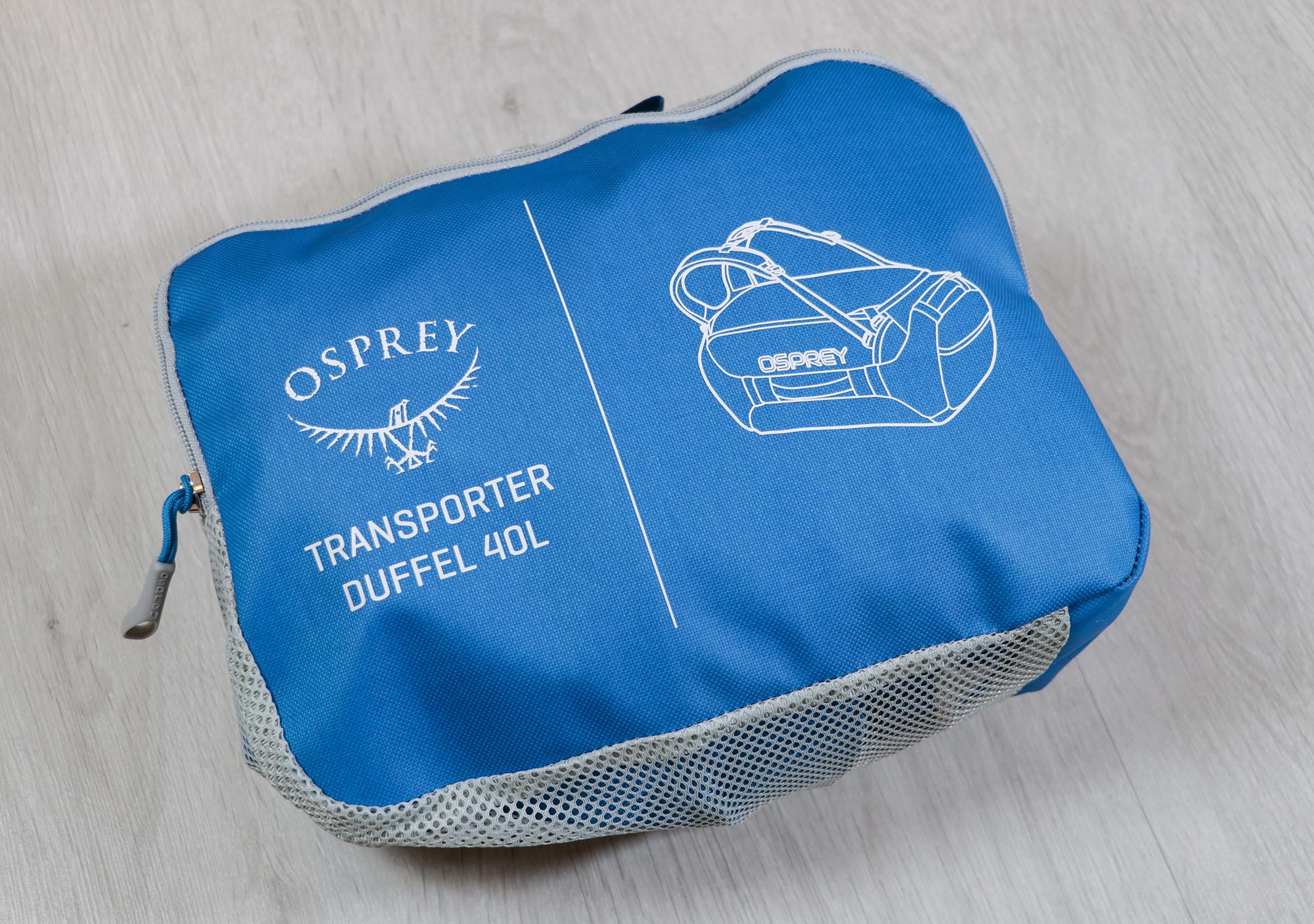 Osprey Transporter 40 Compression Cube