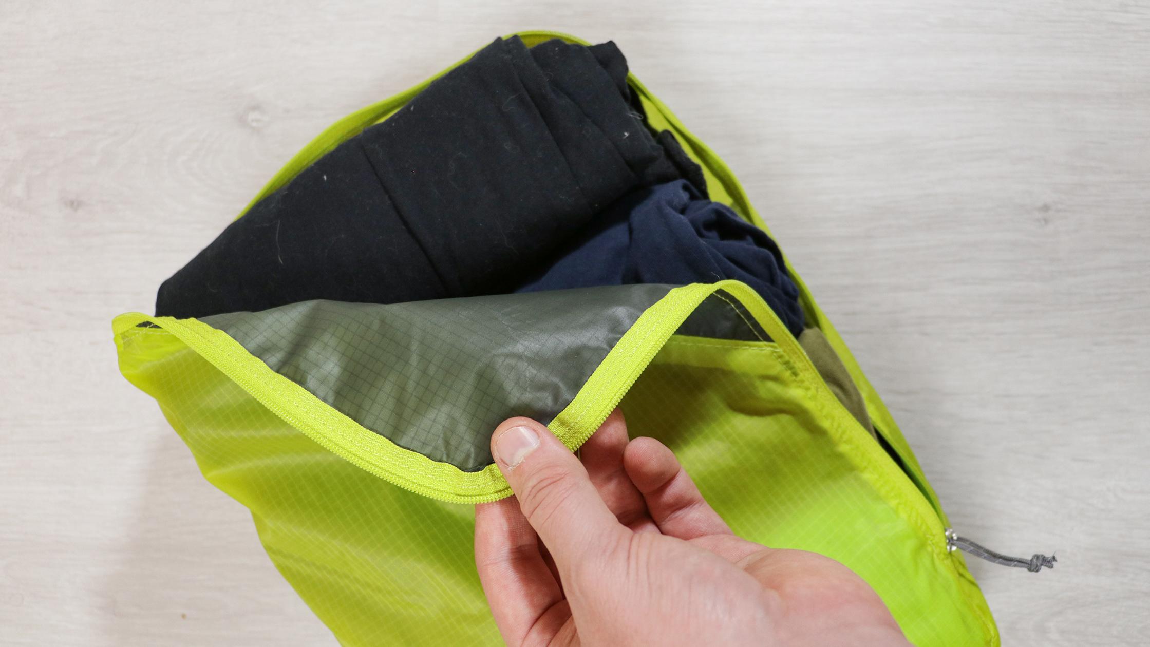 Osprey Ultralight Packing Cube 40D Ripstop Nylon Material