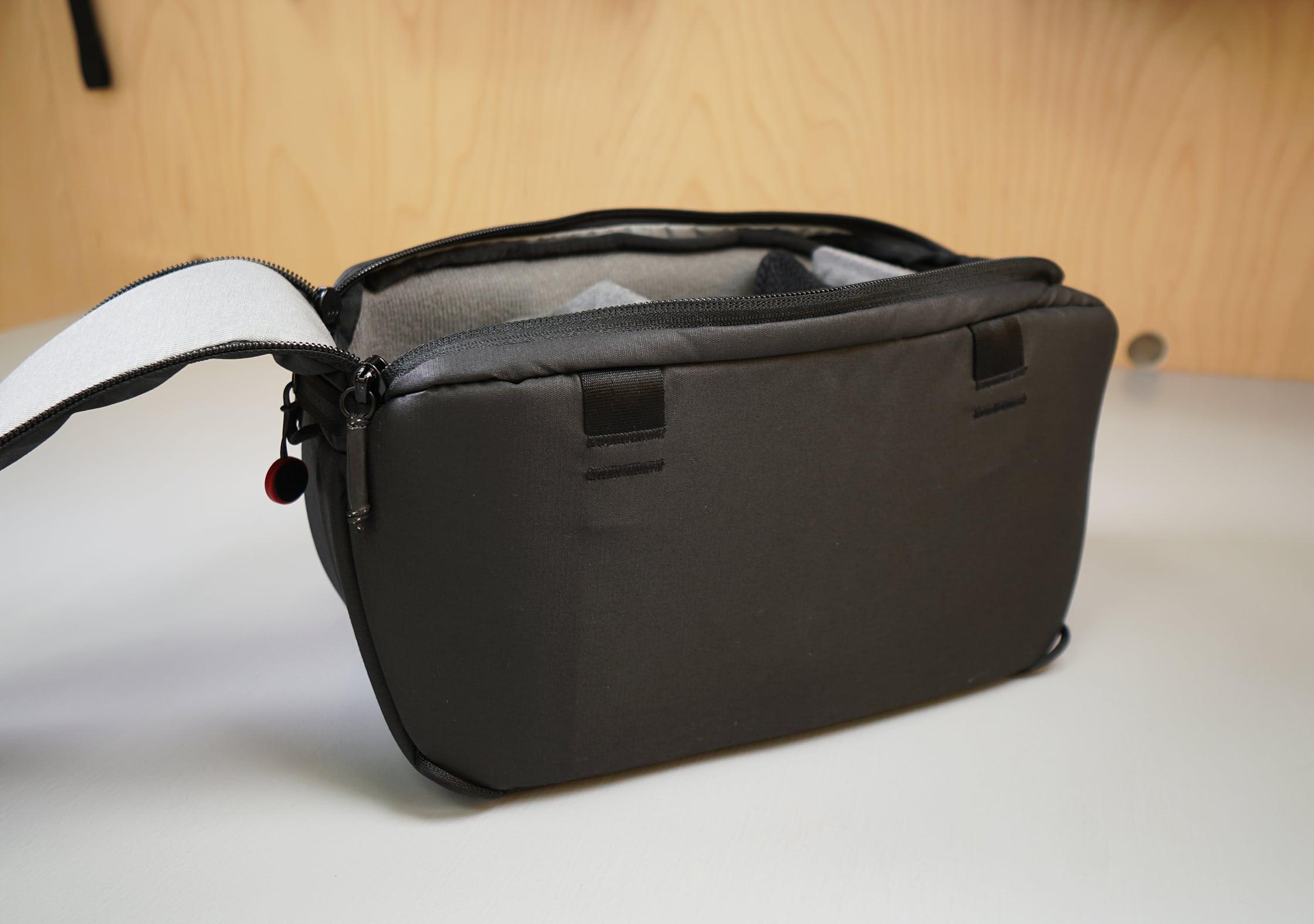 Peak Design Camera Cube Materials
