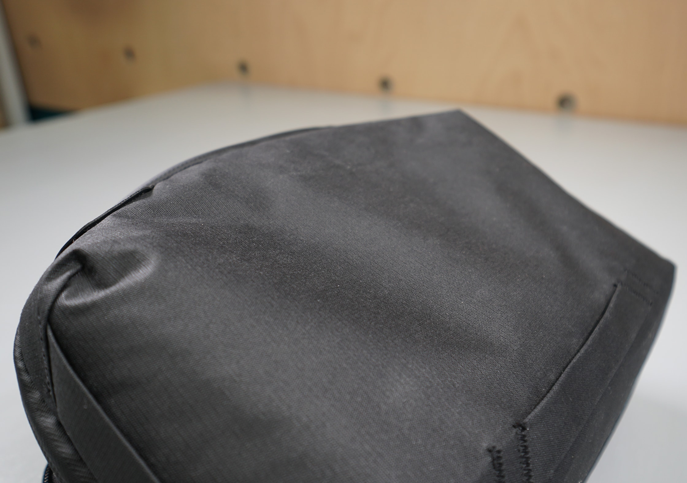 Peak Design Tech Pouch Materials