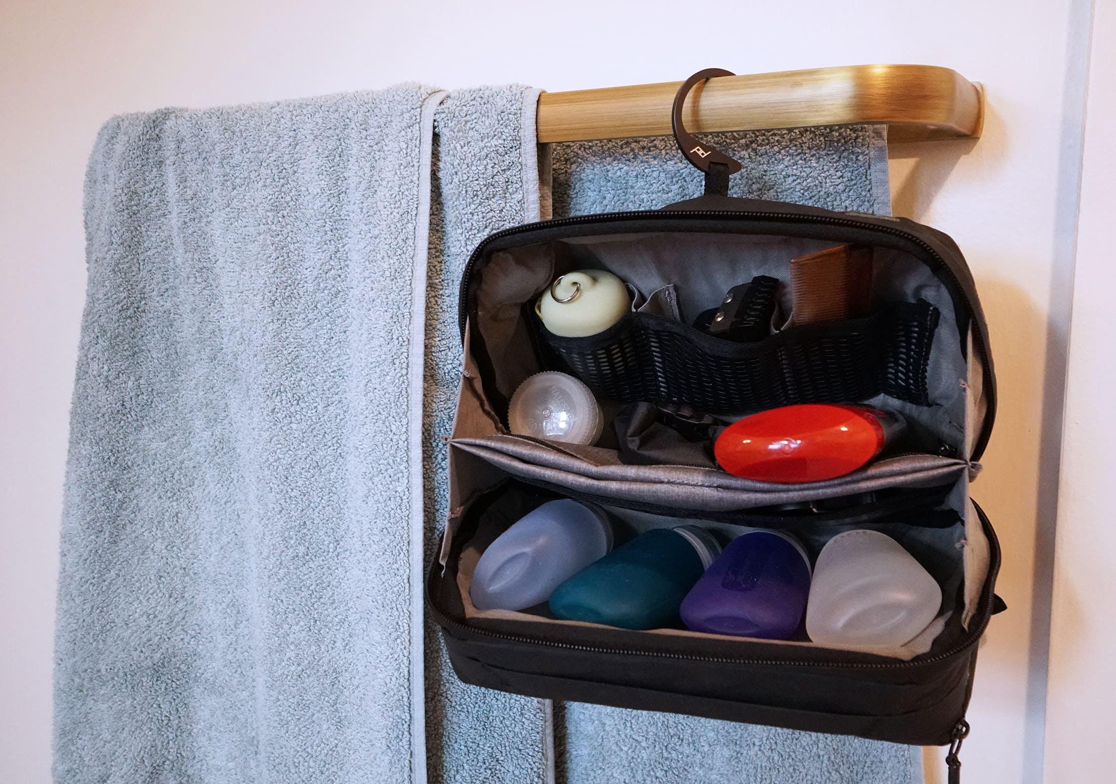 Peak Design Wash Pouch Hanging