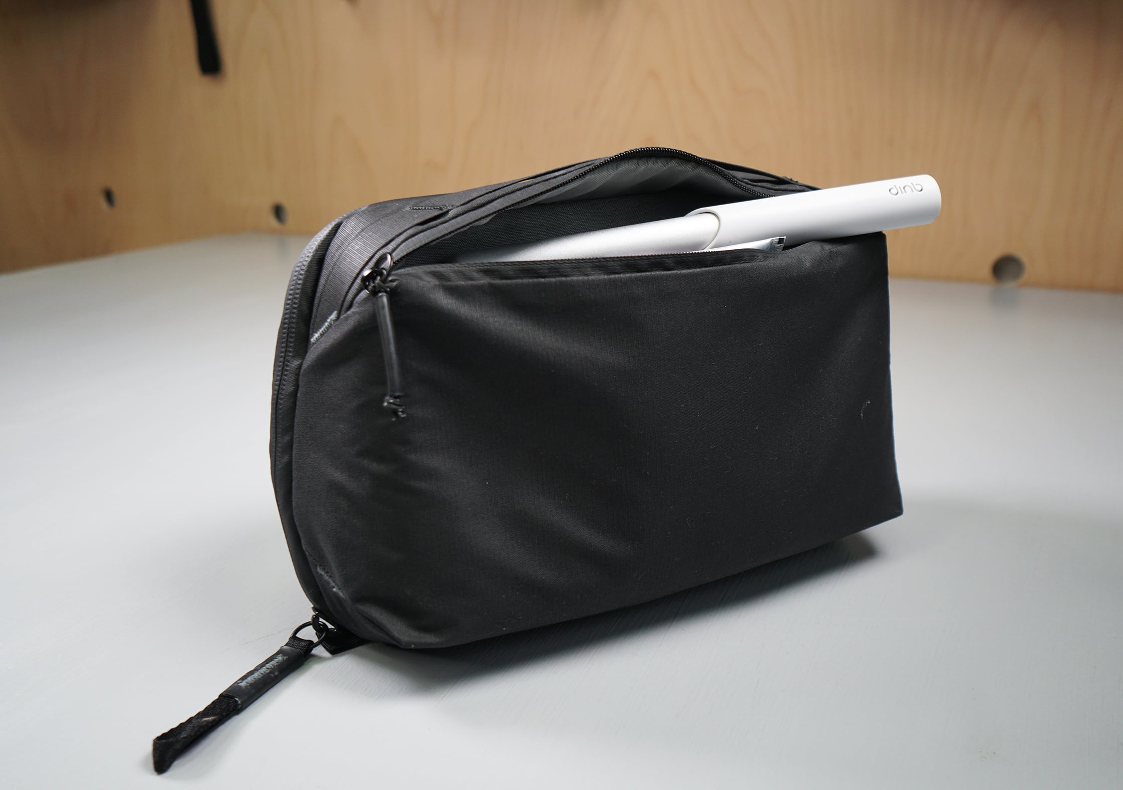 Peak Design Wash Pouch Side Pocket