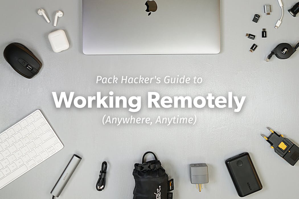 Pack Hacker's Guide To Working Remotely | Pack Hacker
