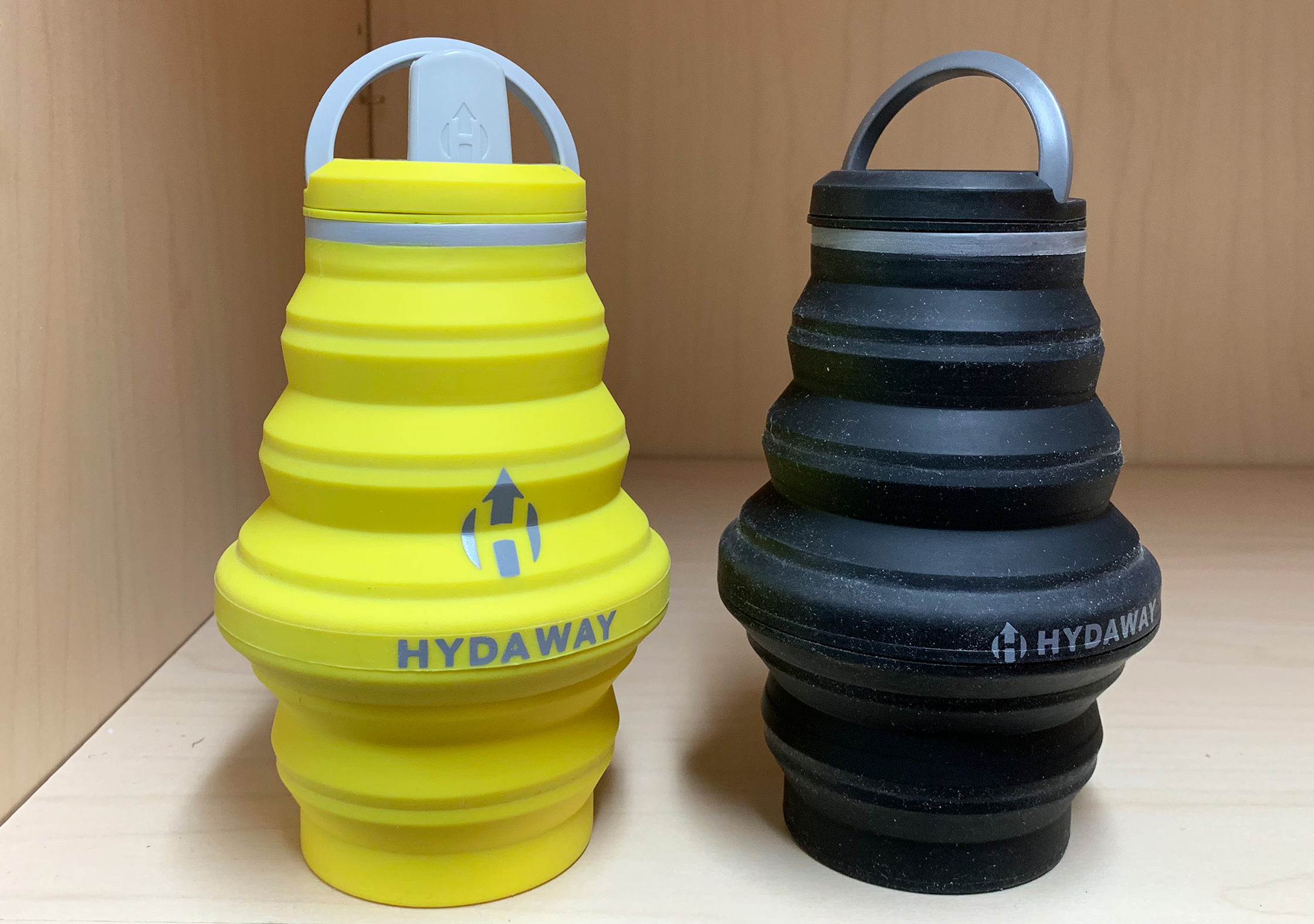 Hydaway 18oz Collapsible Water Bottles