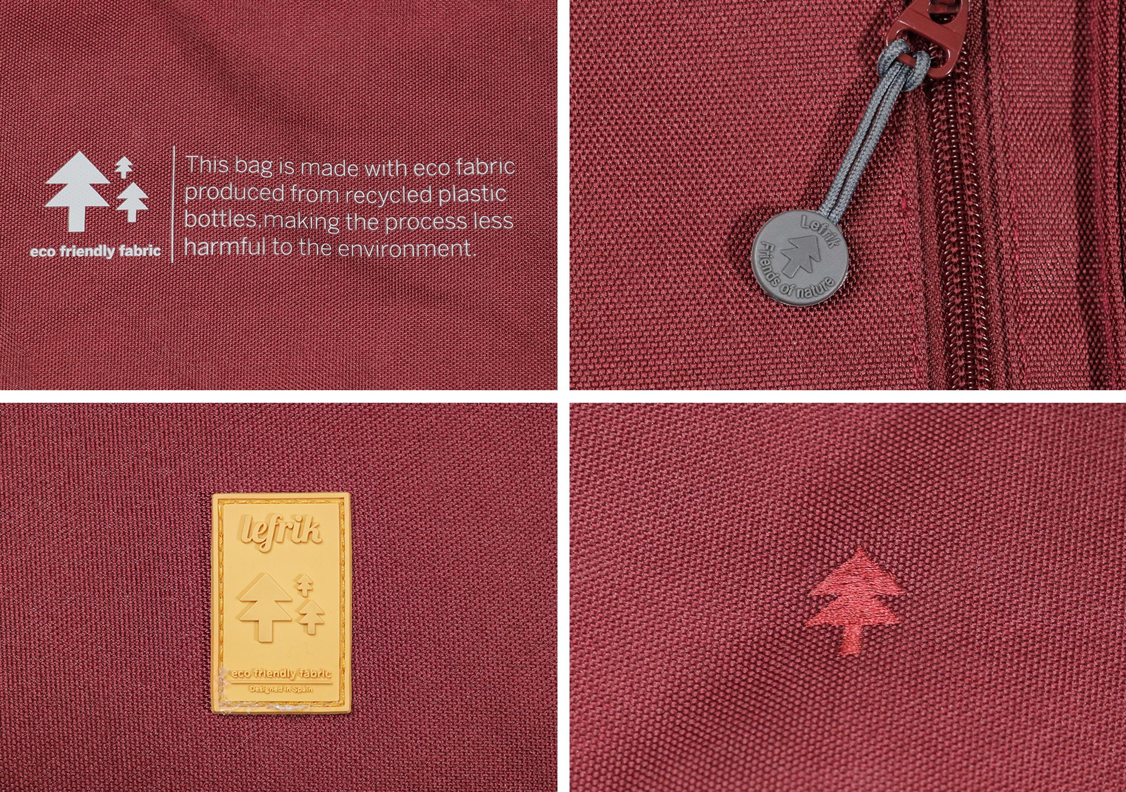 Lefrik Handy Backpack Branding