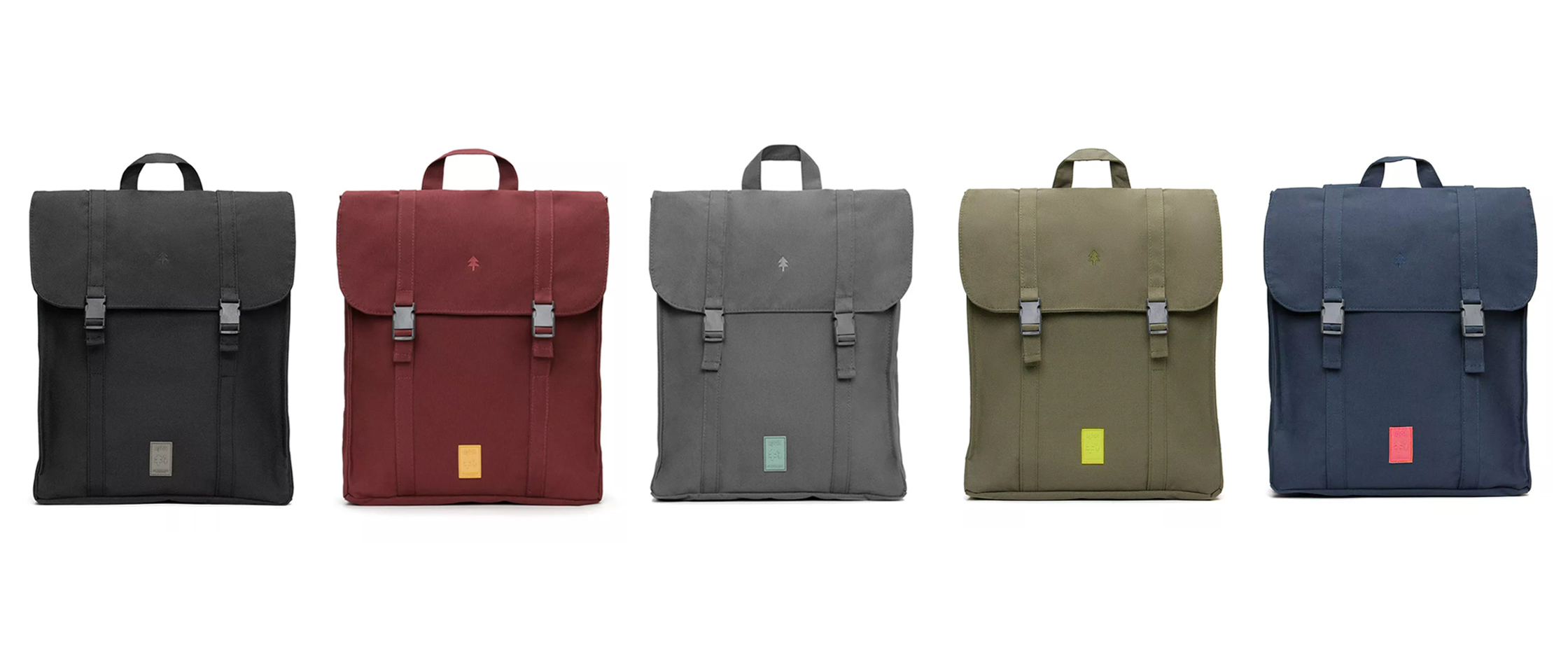 Lefrik Handy Backpack Colors