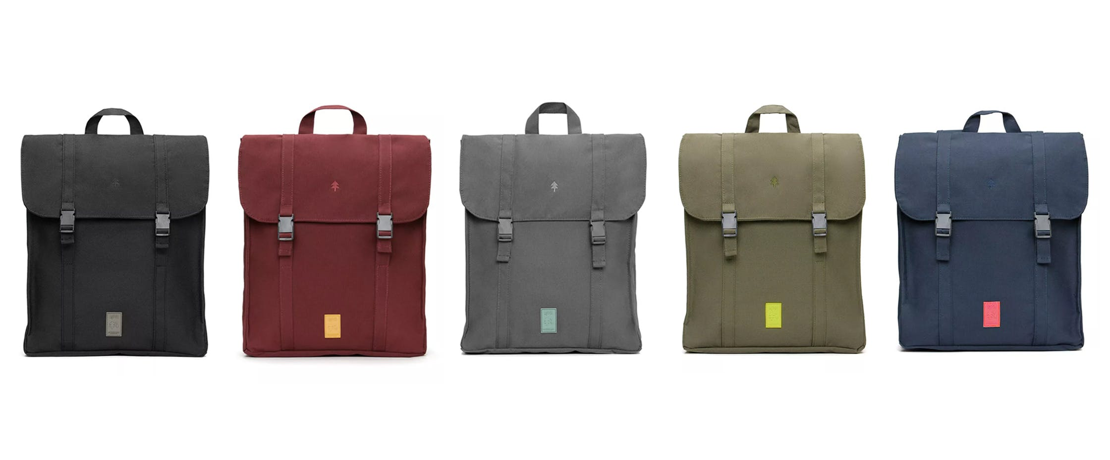 Lefrik Handy Backpack Colors