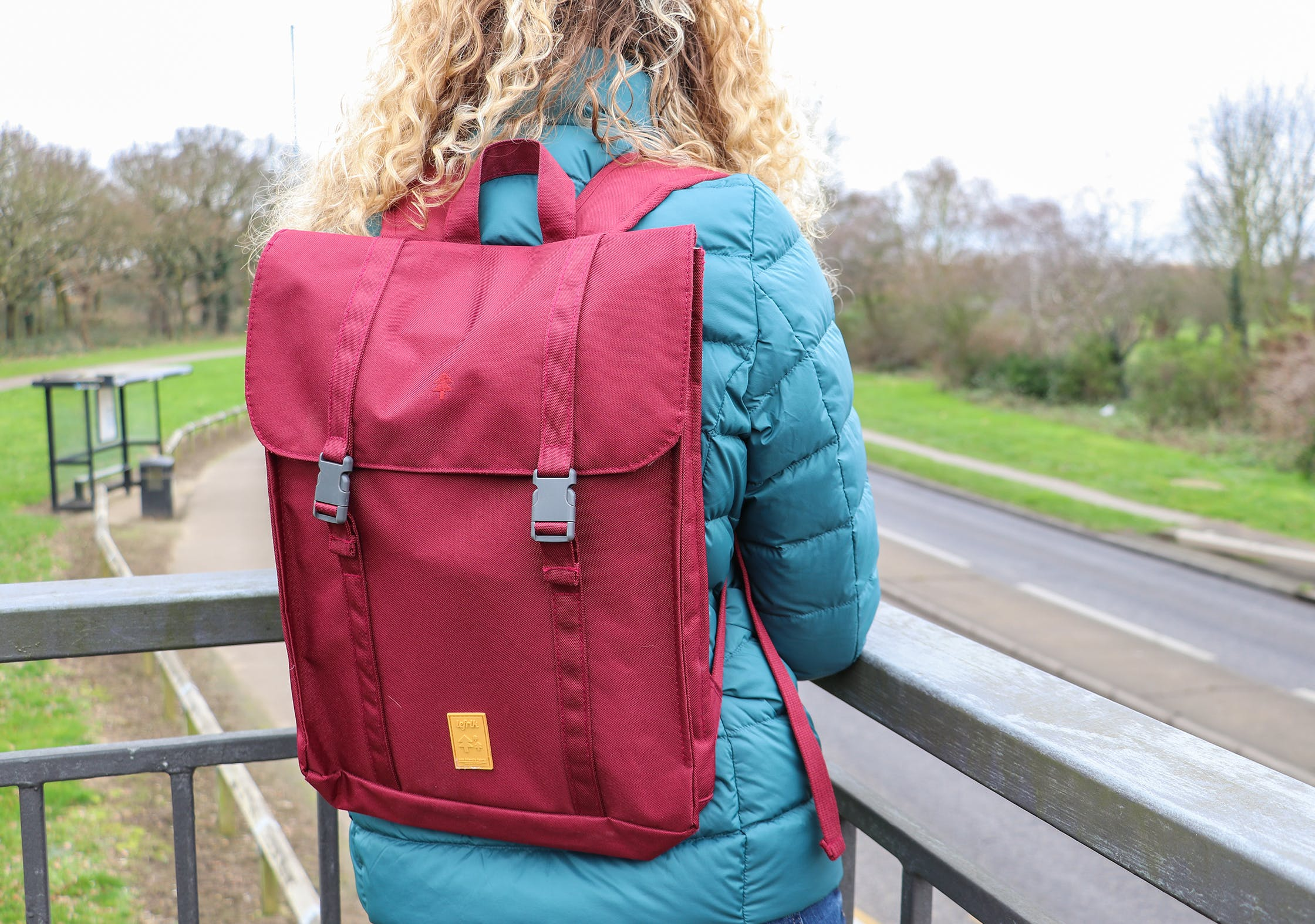 Lefrik Handy Backpack In Essex, England