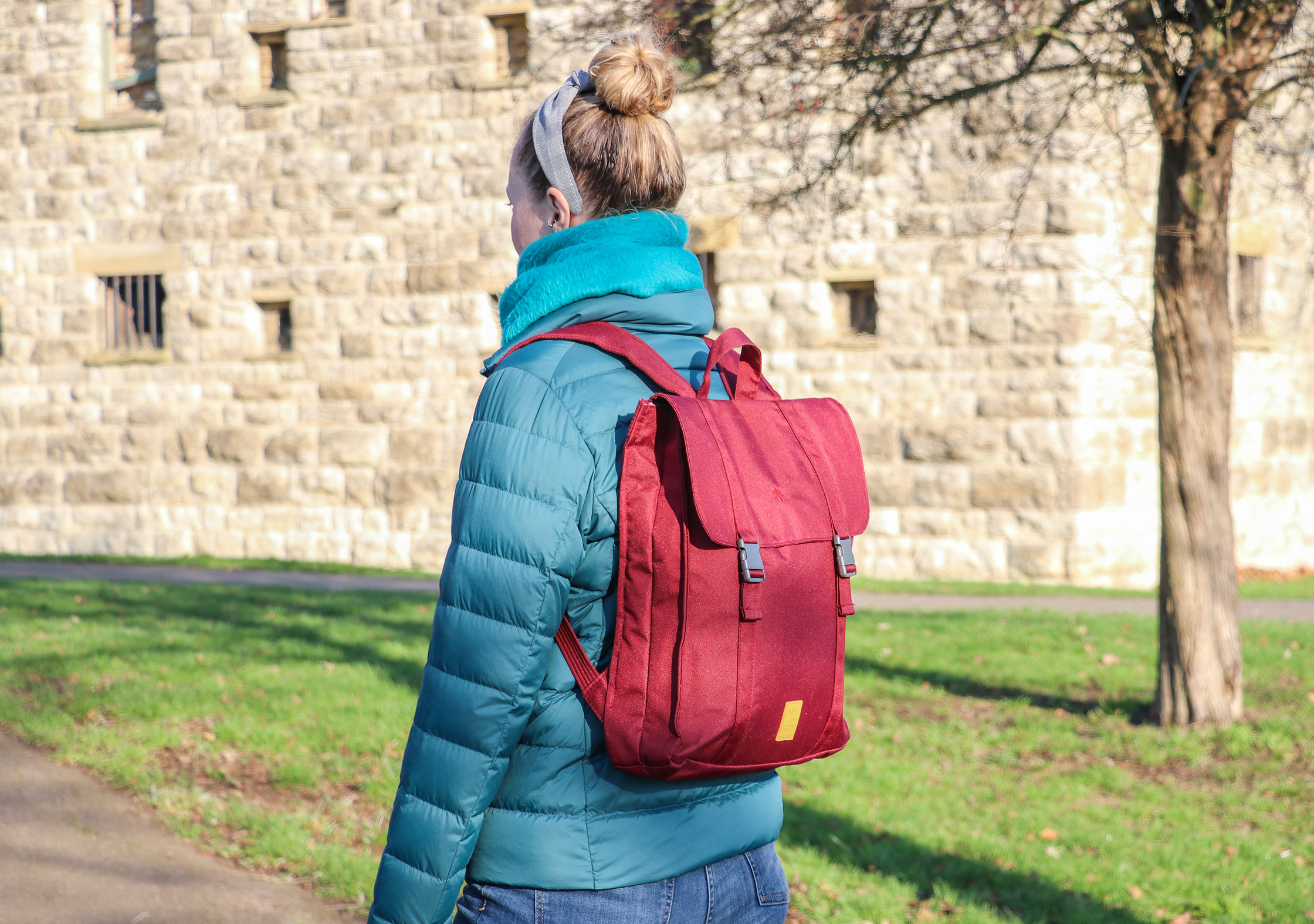 Lefrik Handy Backpack In Essex, England