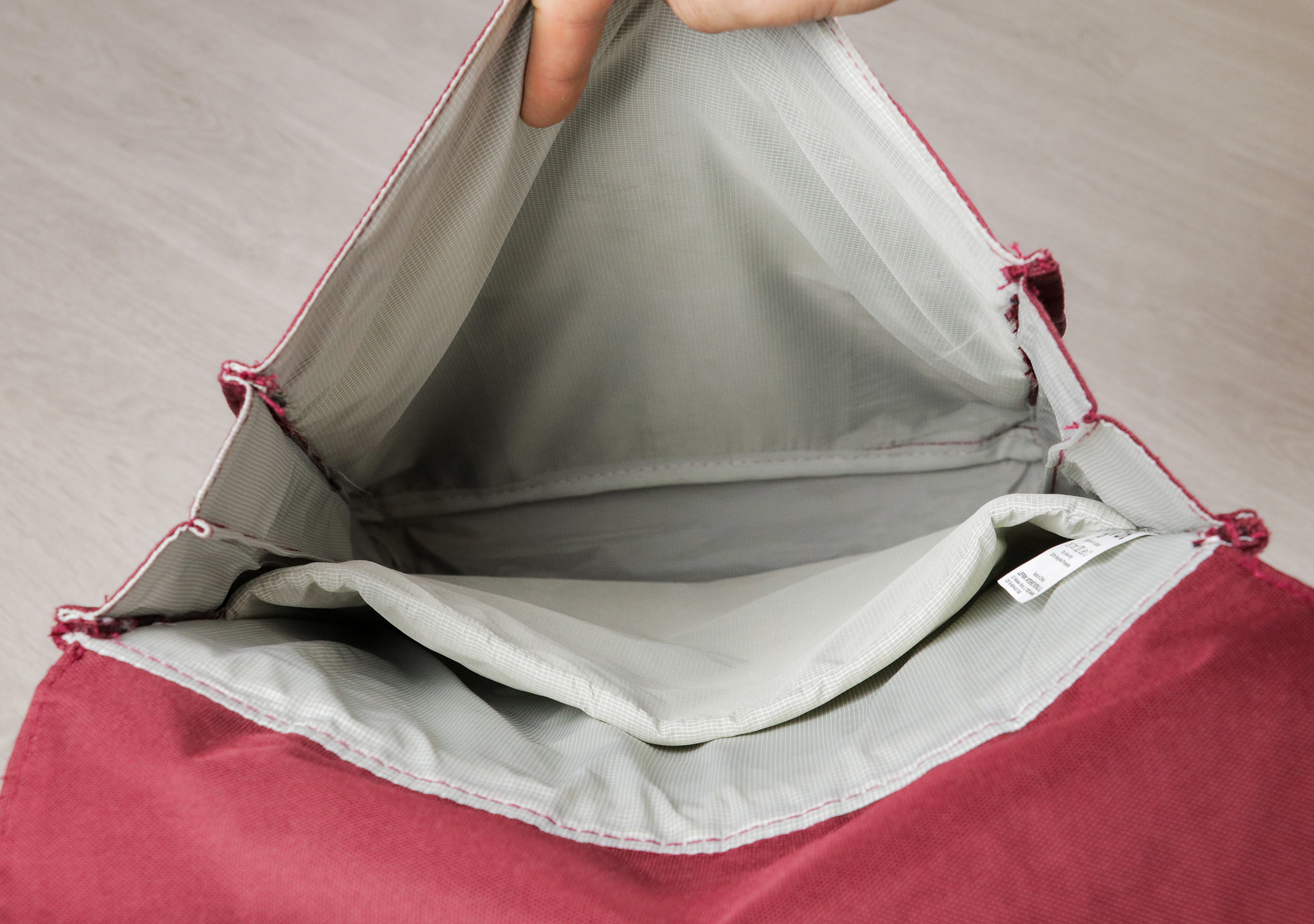 Lefrik Handy Backpack Nylon Lining