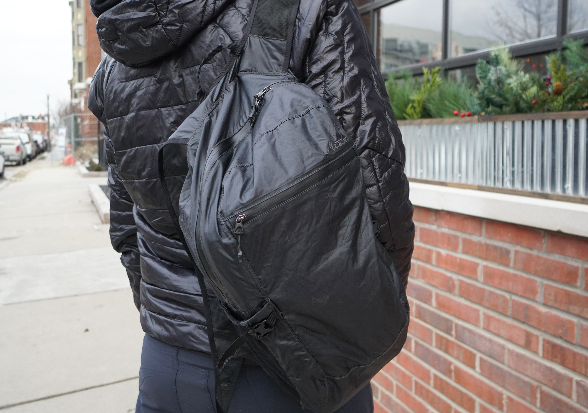 Matador Freefly16 Daypack In Use