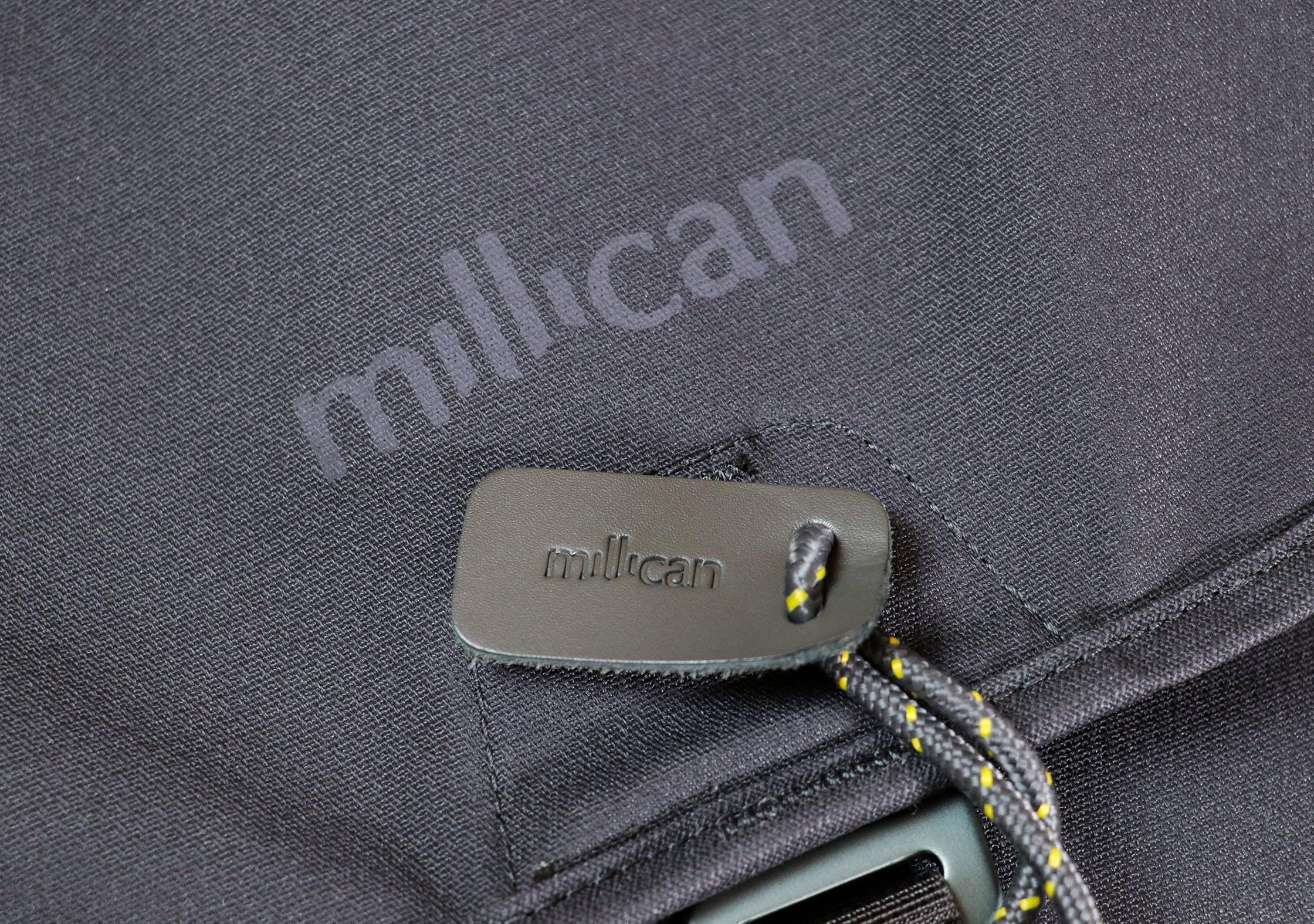 Millican Fraser Rucksack 32L Branding
