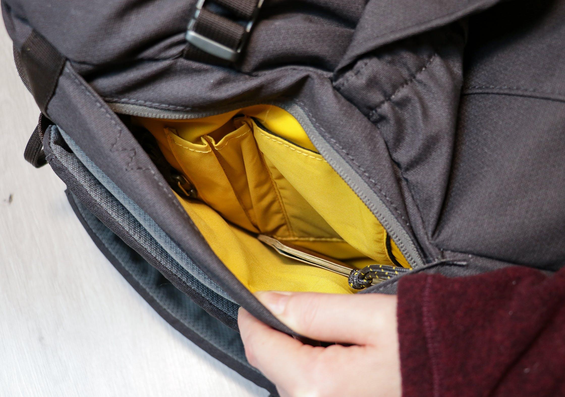 Millican Fraser Rucksack 32L Quick-Grab Pocket