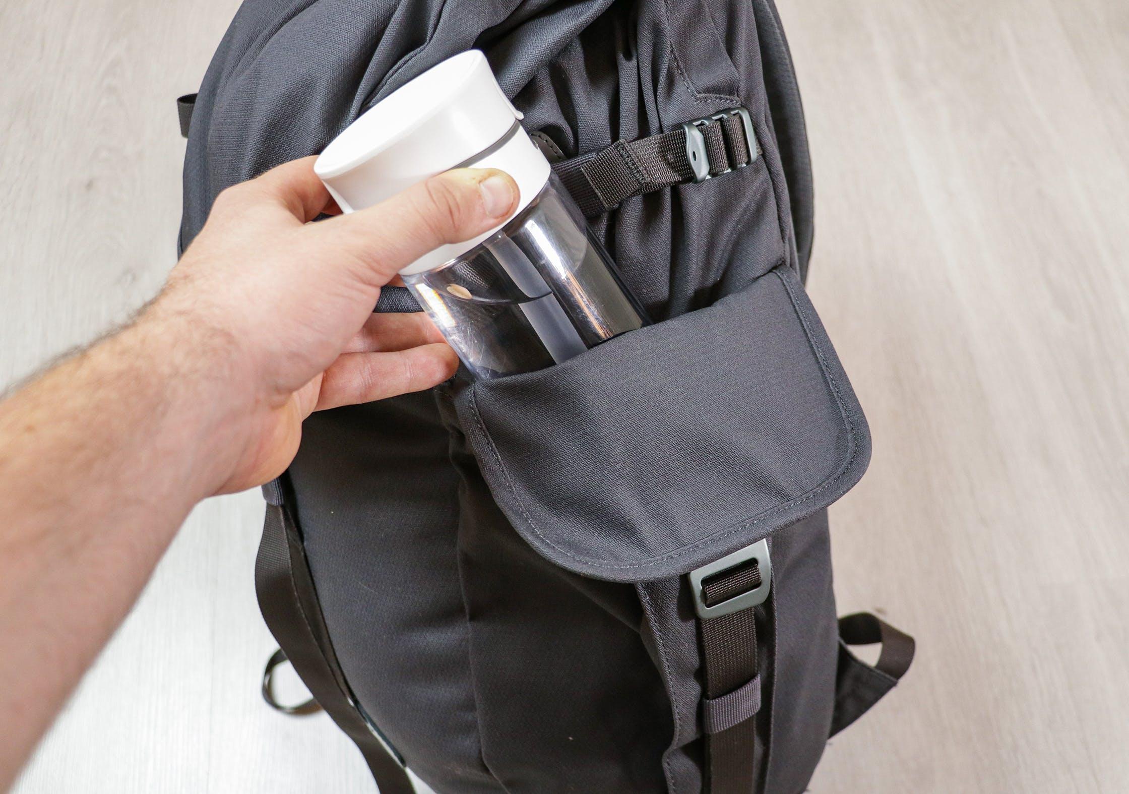 Millican Fraser Rucksack 32L Water Bottle Pocket