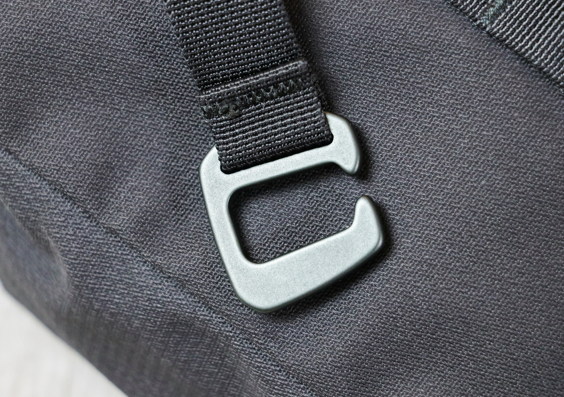 Millican Smith Utility Pouch Aluminum Buckle