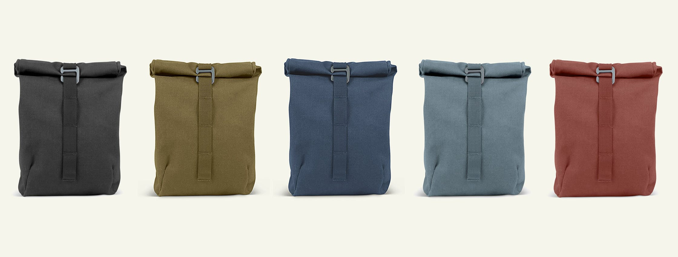 Millican Smith Utility Pouch Colors