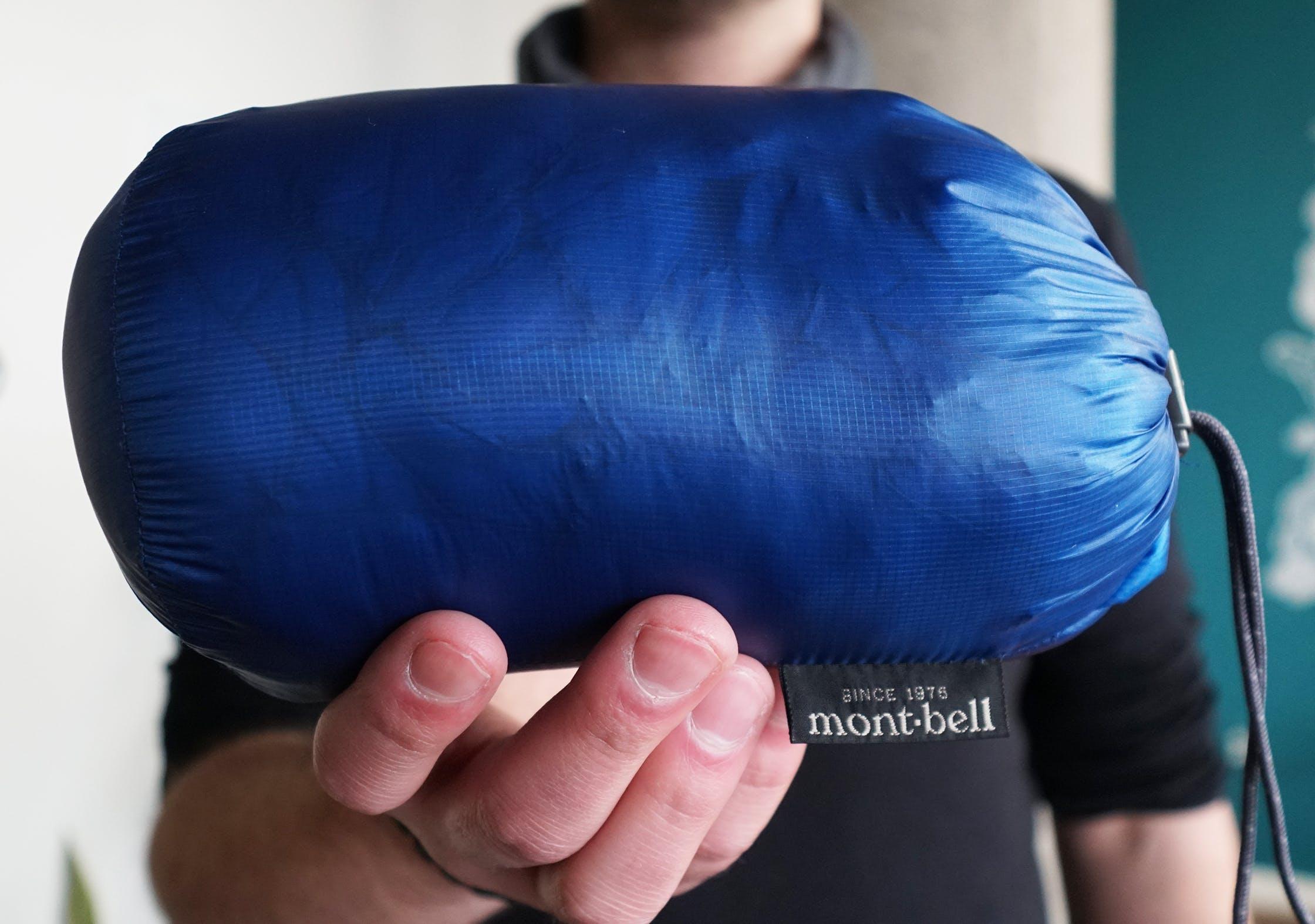 Montbell Plasma 1000 Down Jacket Compressed
