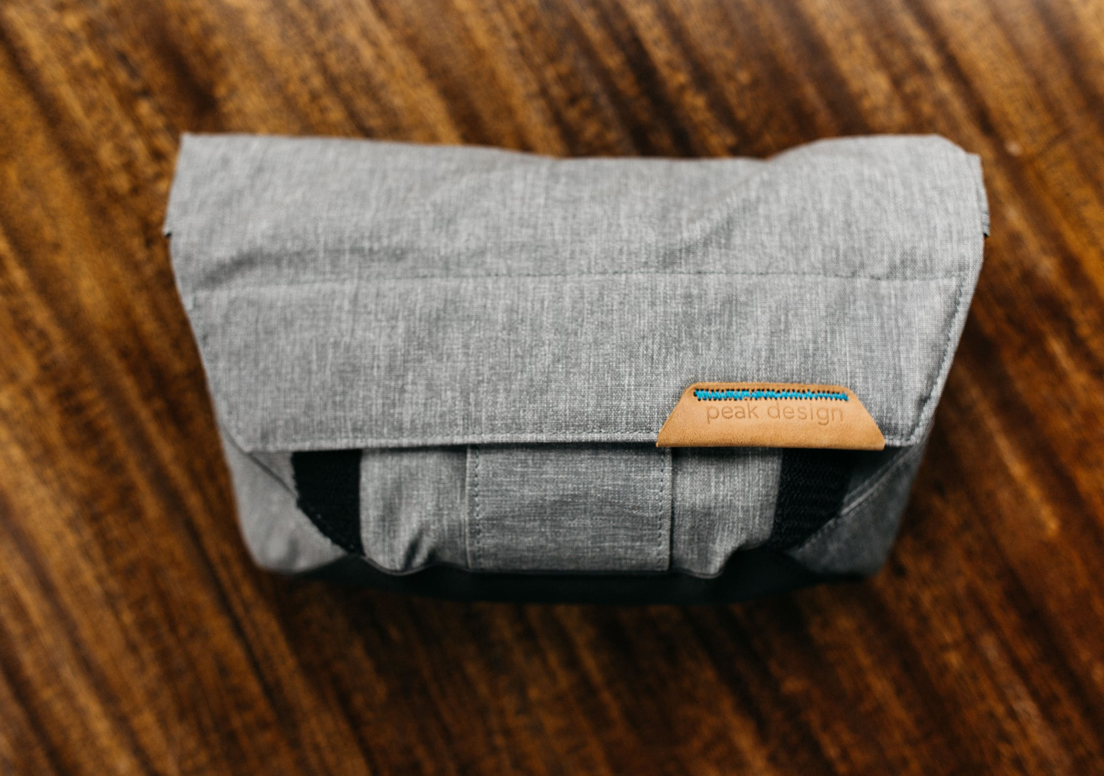 Peak Design Field Pouch In Use