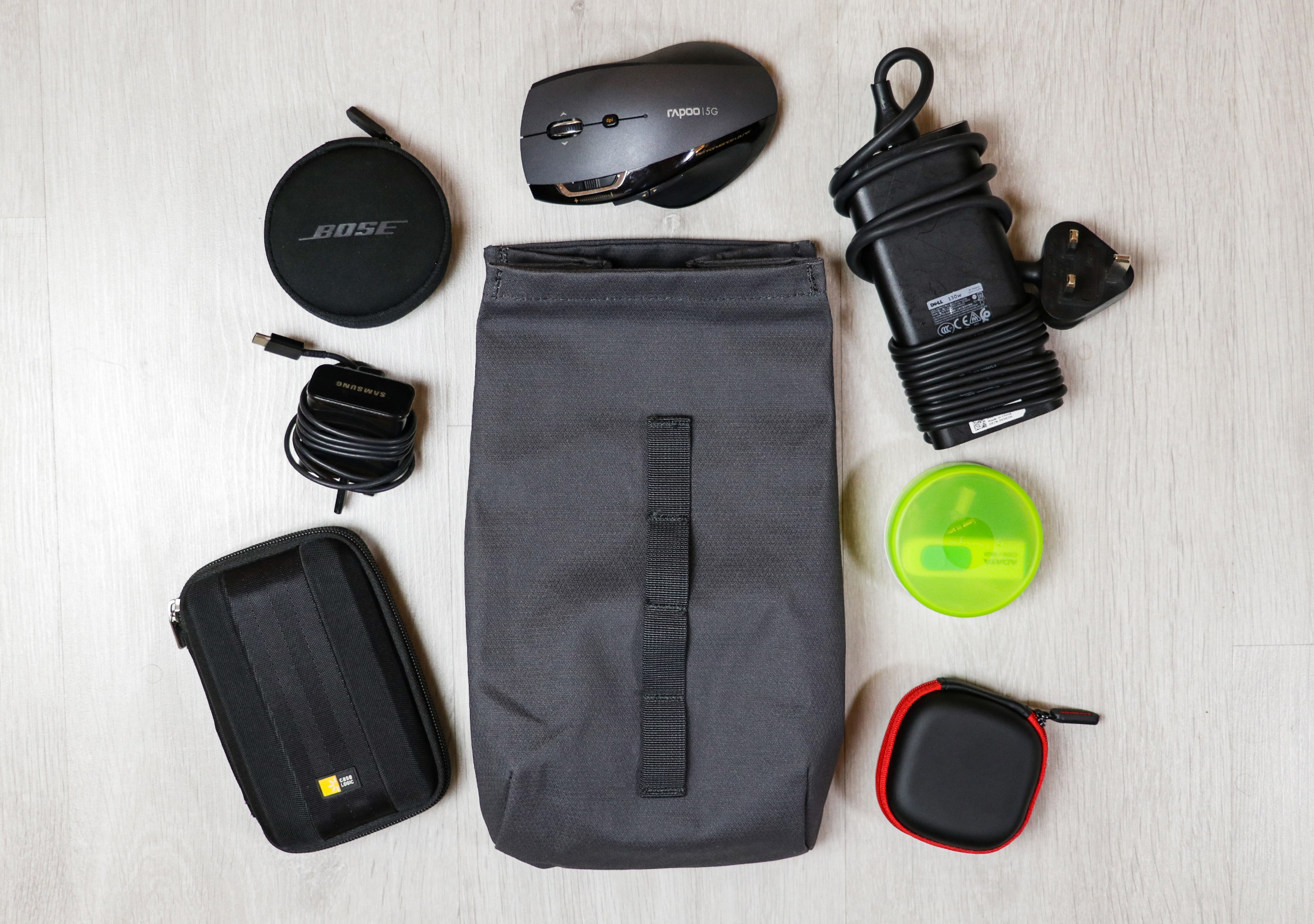 Tech Gear That Fits Inside The Millican Smith Utility Pouch
