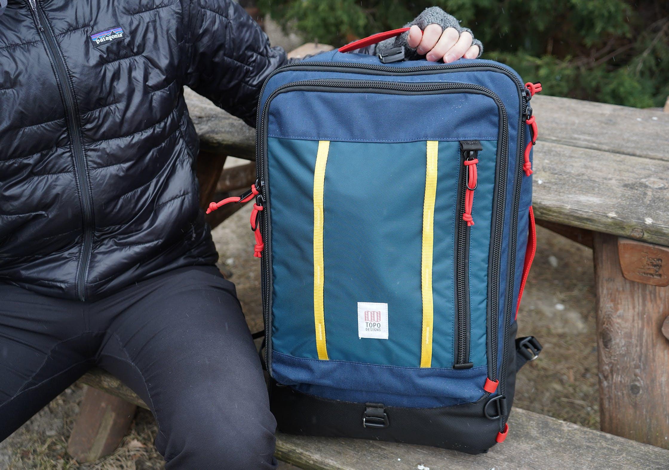 Topo Designs Travel Bag 40L Review  dcb99133337f4