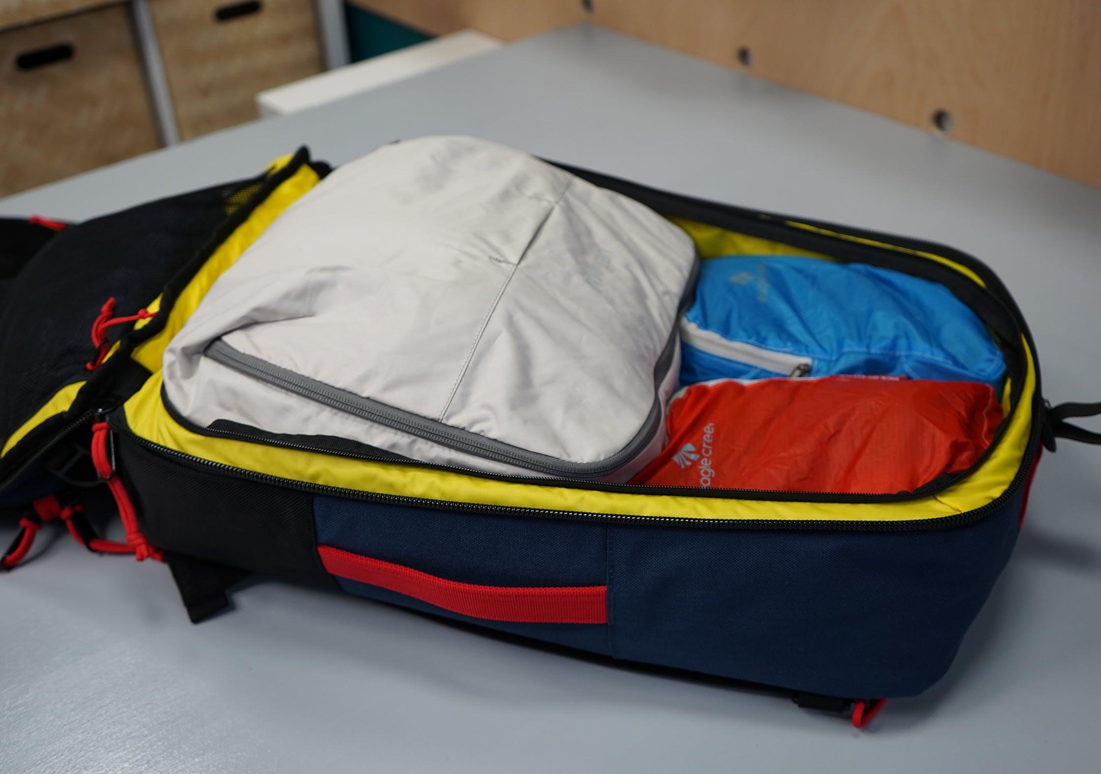Topo Designs Travel Bag 40L Main Compartment