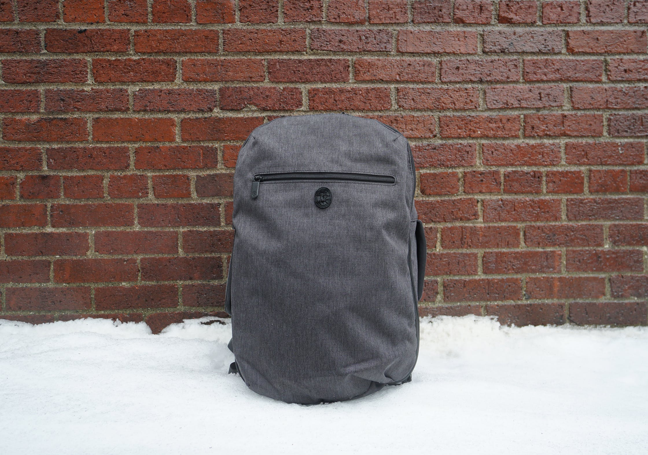 Tortuga Setout Laptop Backpack In The Snow