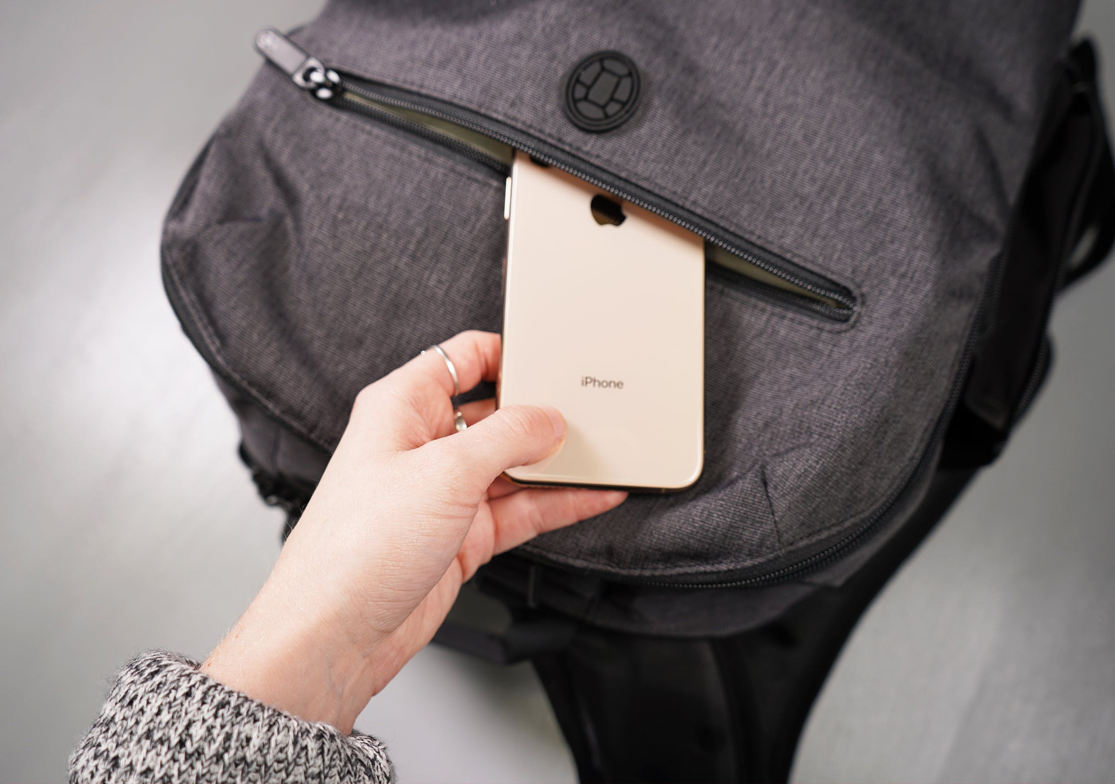 Tortuga Setout Laptop Backpack Quick Grab Pocket