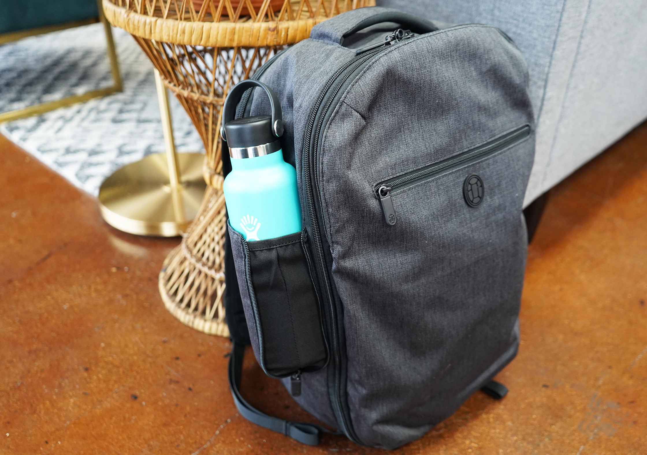 Tortuga Setout Laptop Backpack Water Bottle Compartment