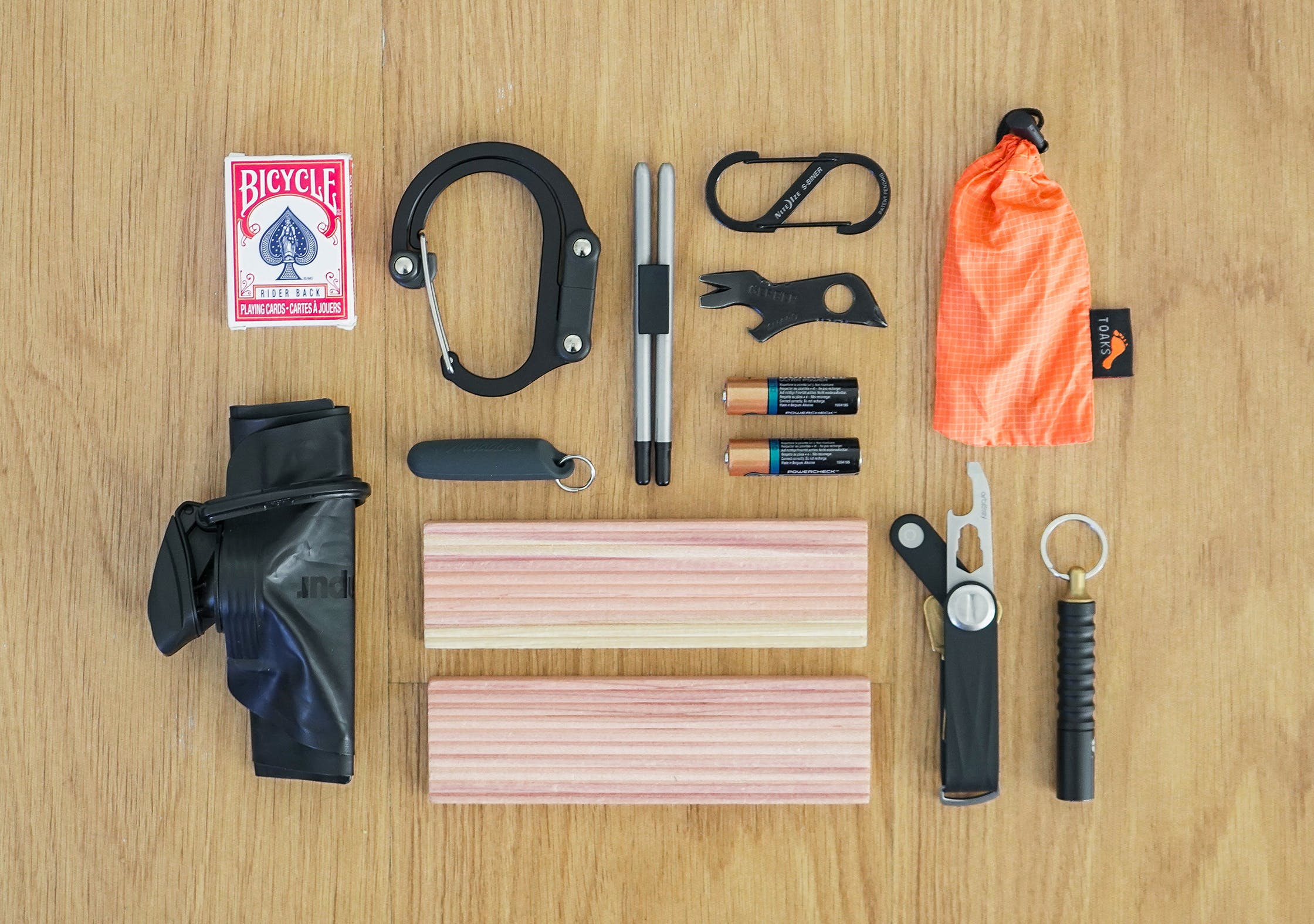 Digital Nomad Packing List | Miscellaneous