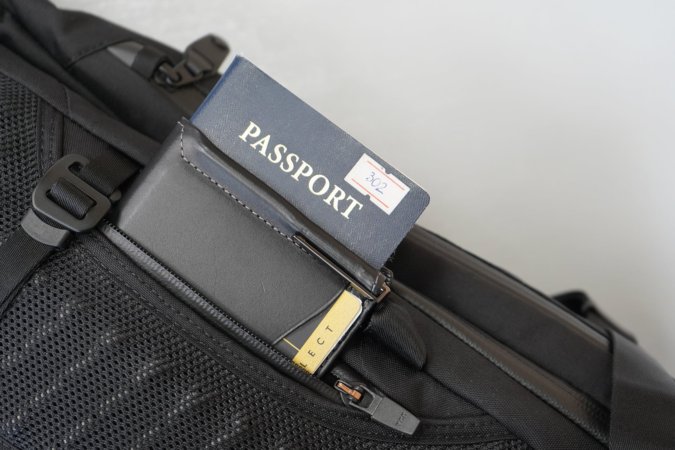 Boundary Supply The Errant Pack Pocket With Passport