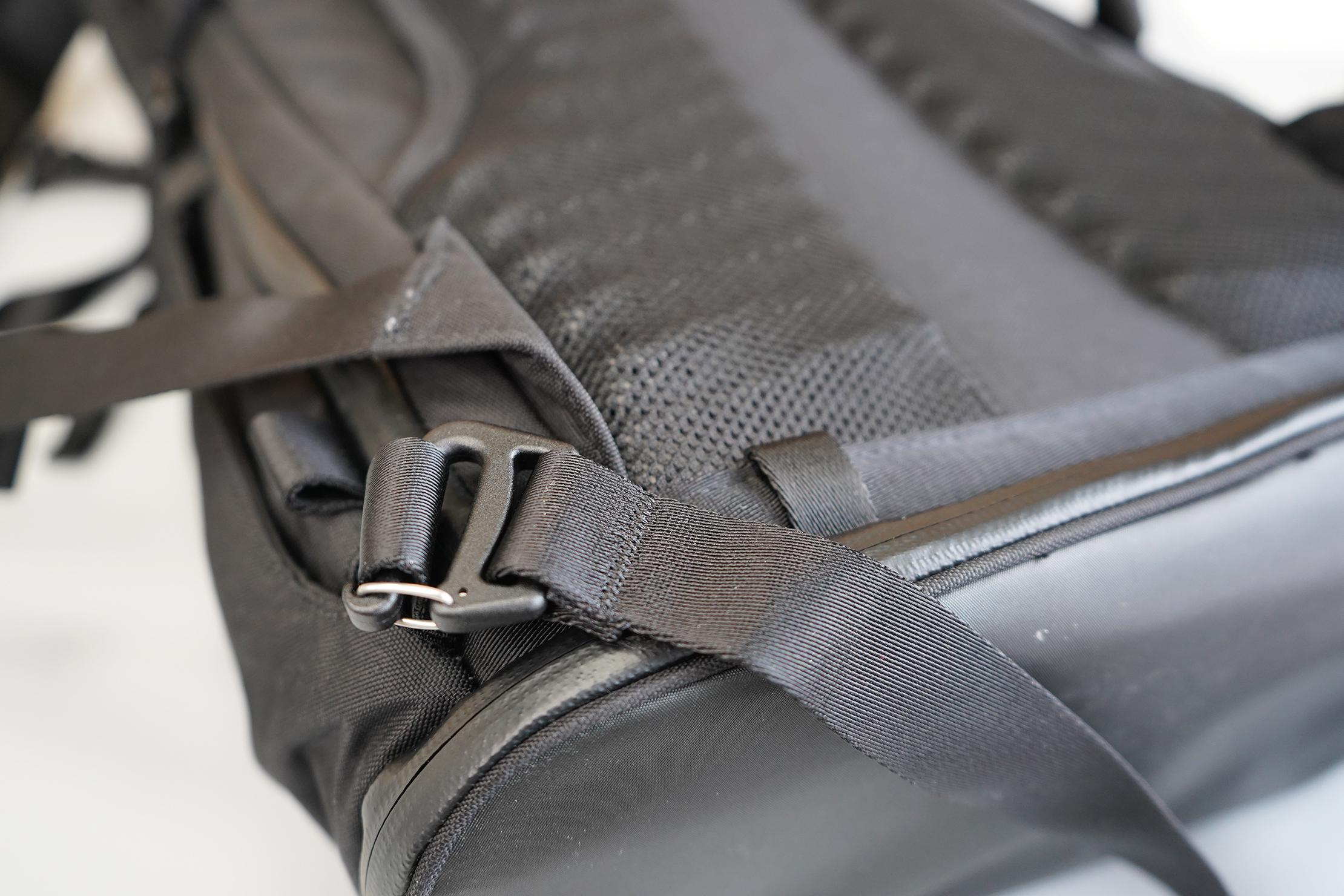 Boundary Supply The Errant Pack Adjustable Shoulder Straps