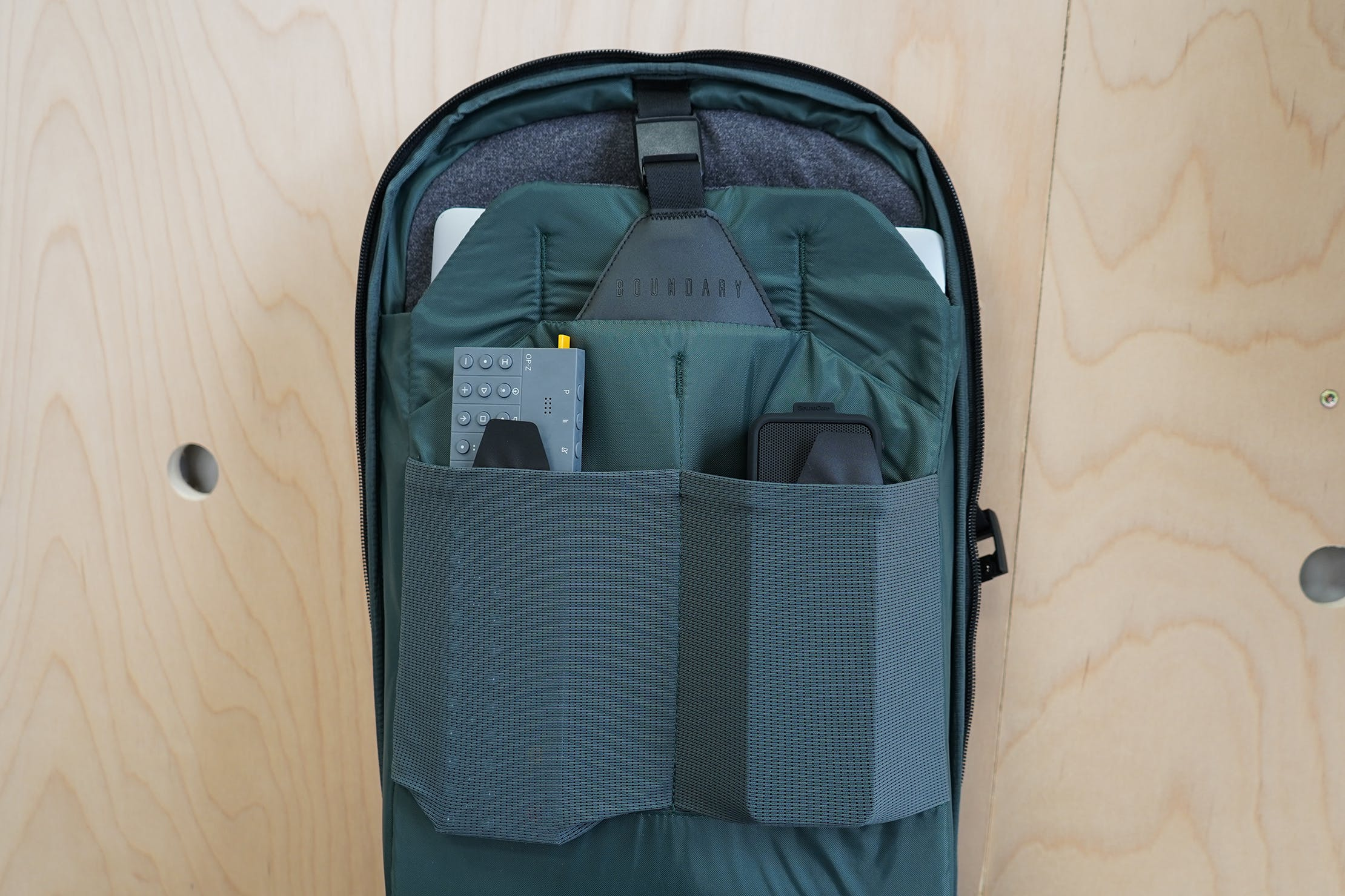 Boundary Supply The Errant Pack With Laptop & Tech