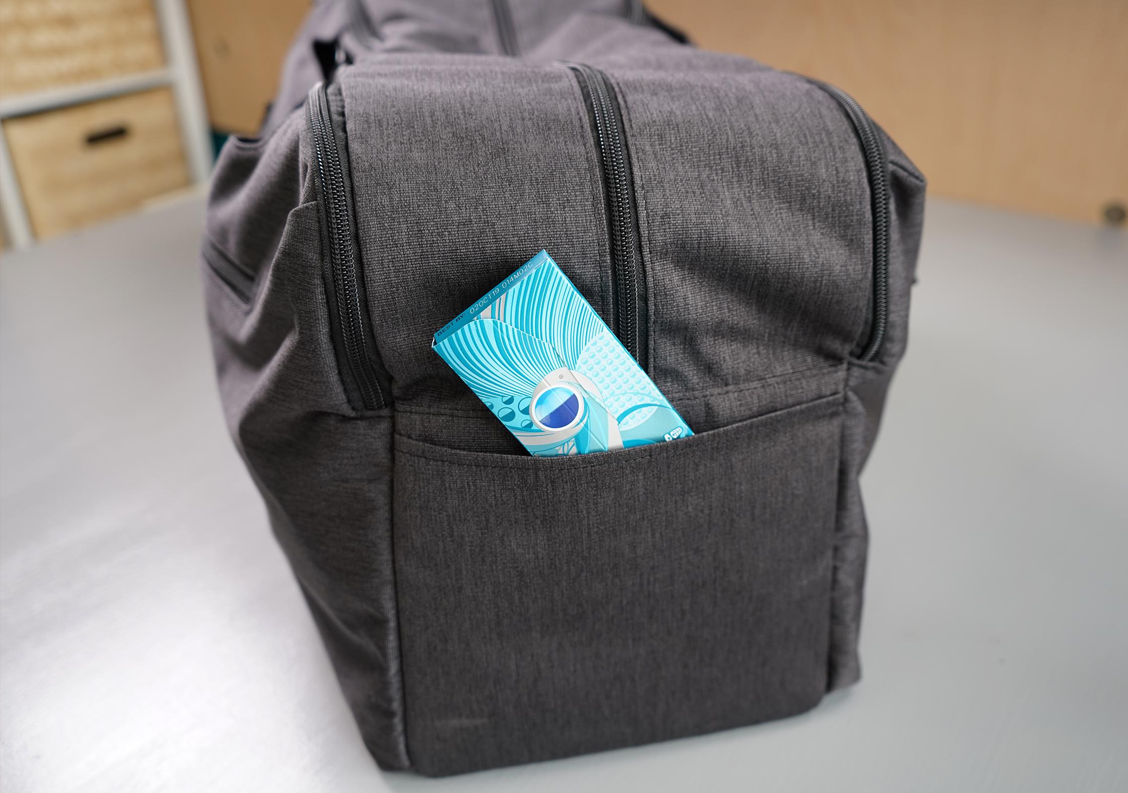 Tortuga Setout Duffle Side Pocket