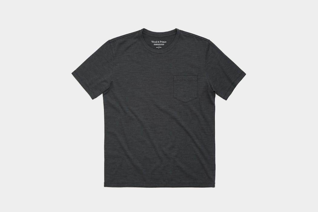 Wool & Prince Pocket Tee
