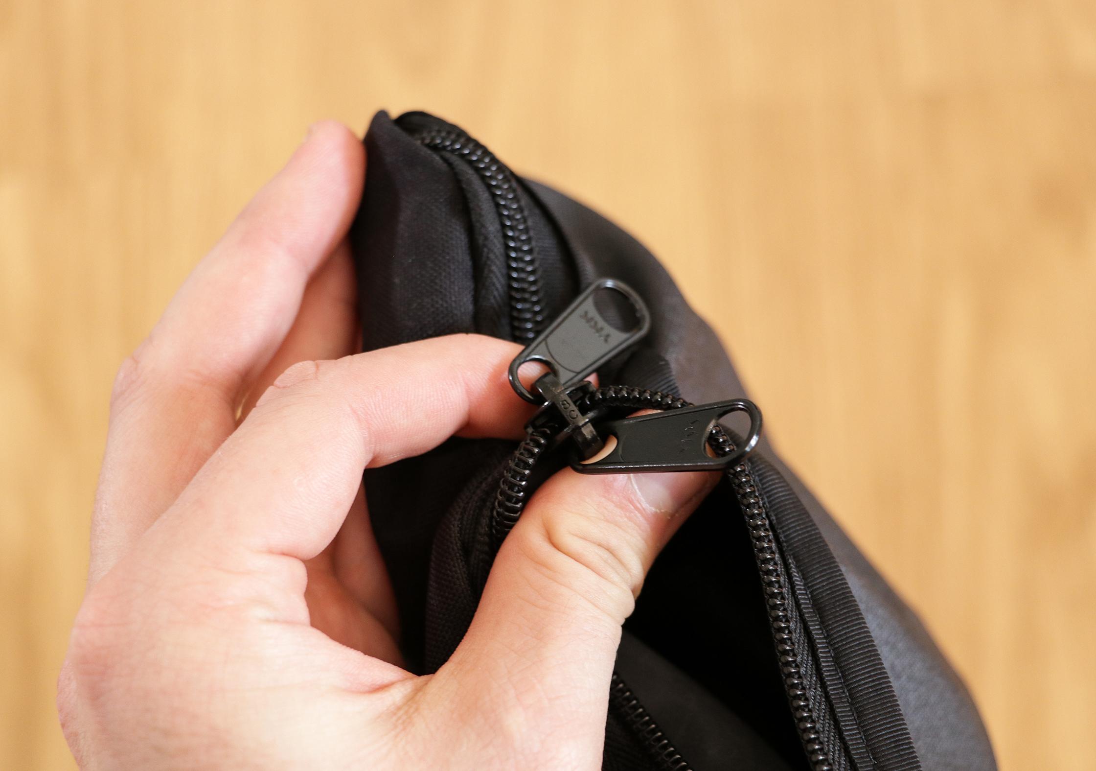 YNOT Deploy Double Sided YKK Zipper
