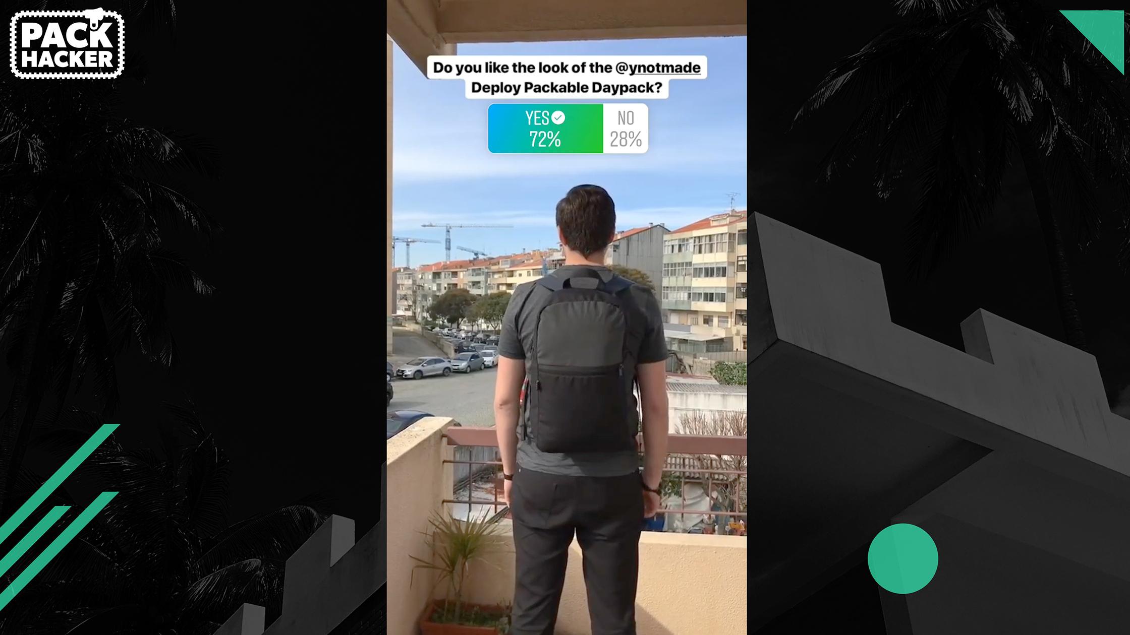 YNOT Deploy Instagram Poll