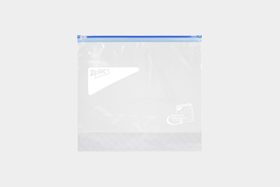 Ziploc Quart Sized Bag