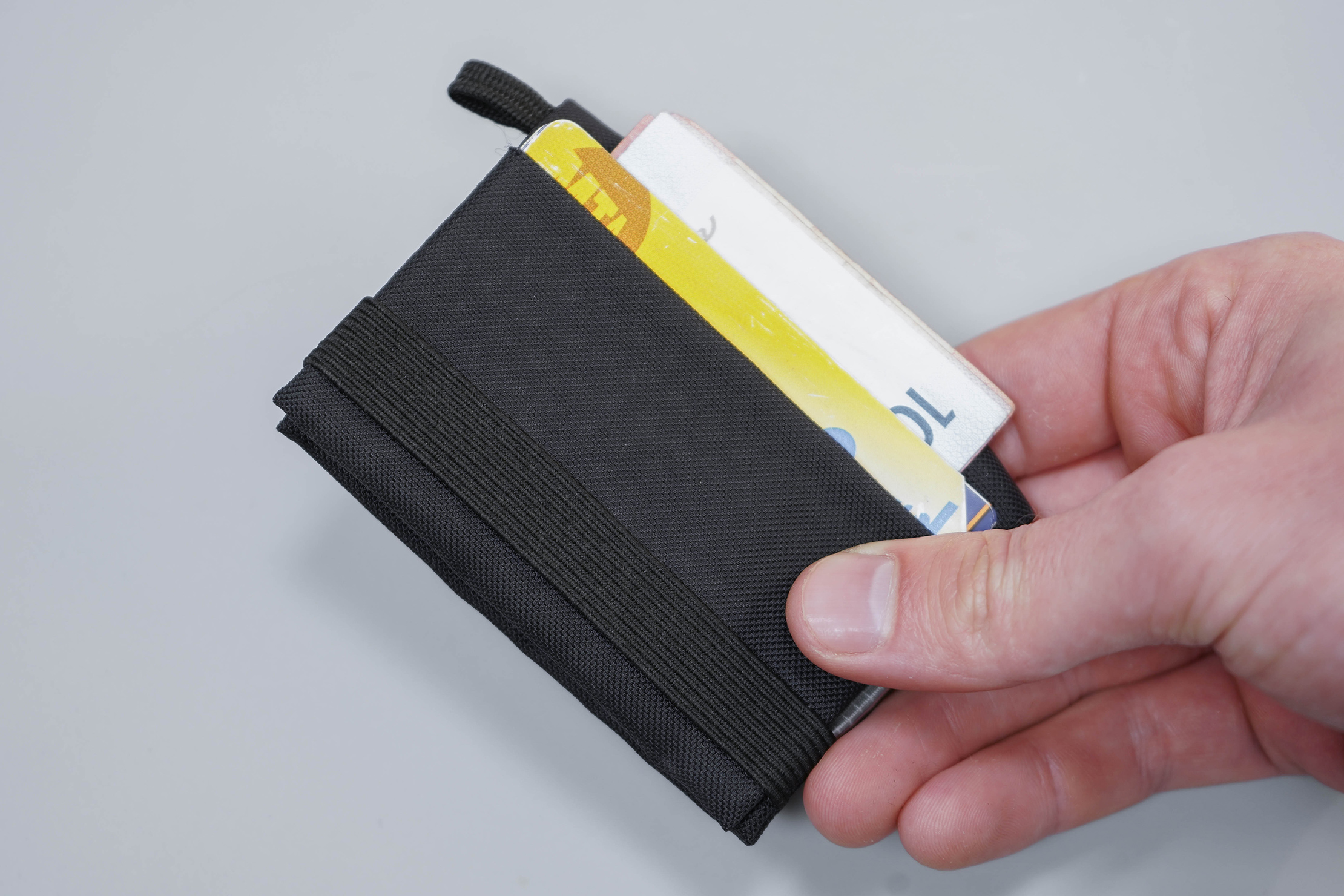 Tom Bihn Nik's Minimalist Wallet Closed