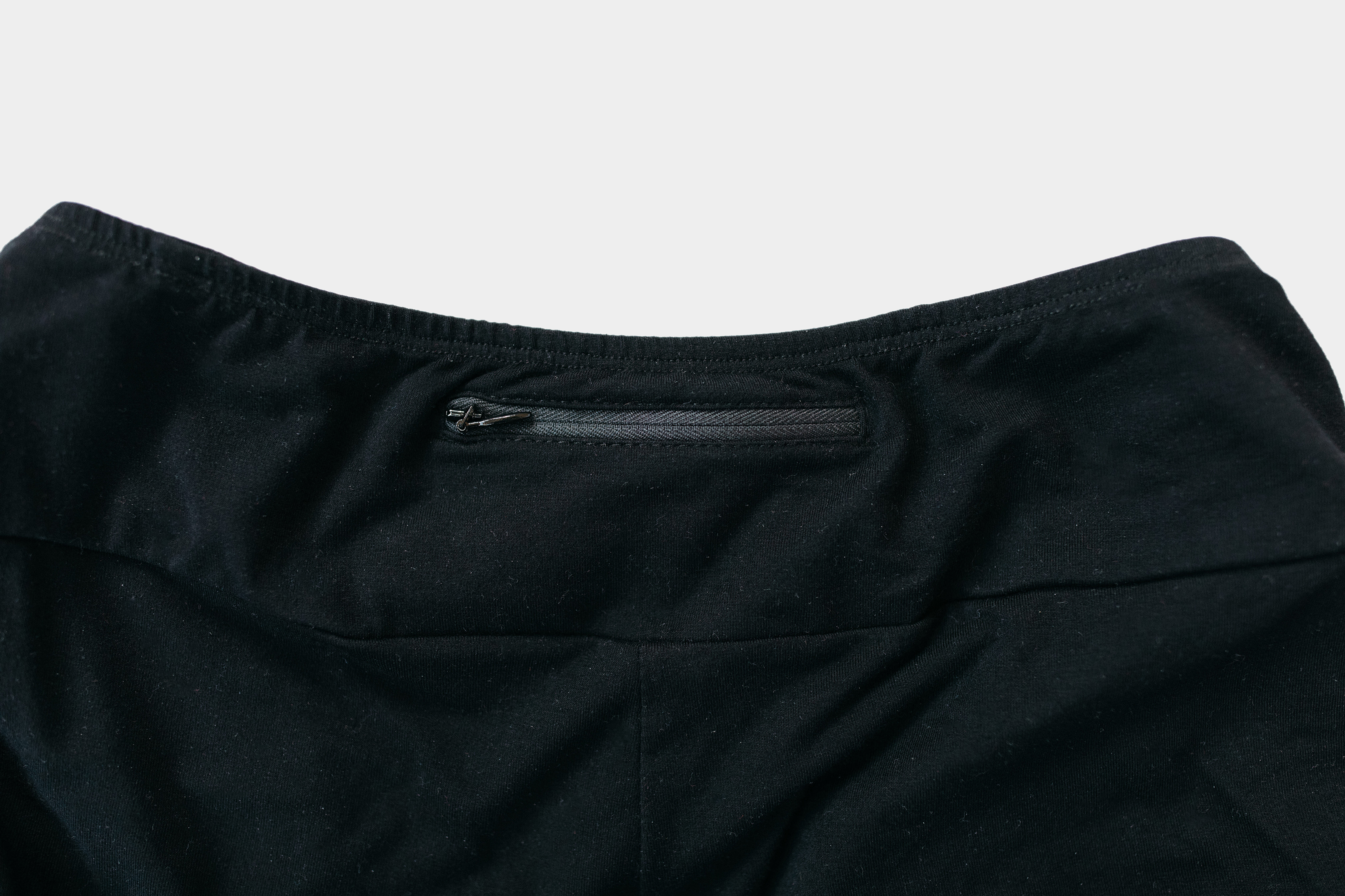 Dressy Sweatpant hidden pocket in the waistband
