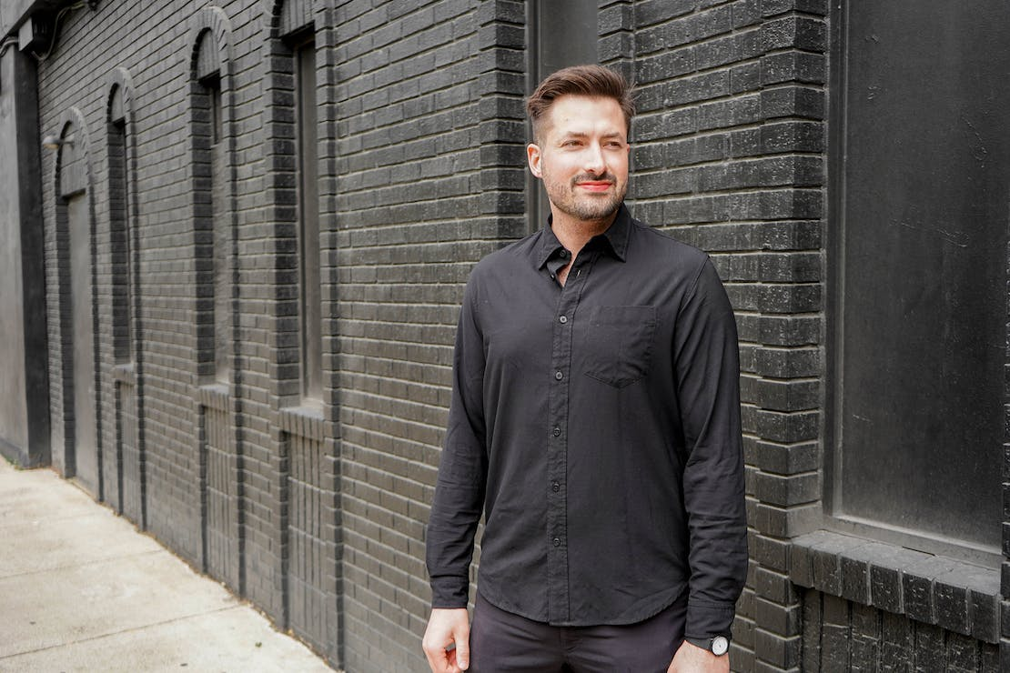 Outlier AMB Button Up In Detroit