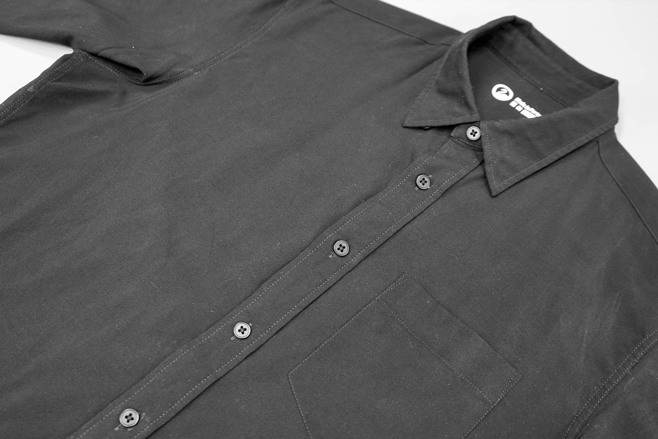 Outlier AMB Button Up