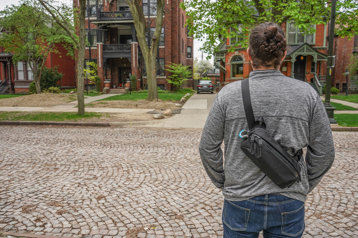 Aer Day Sling 2 Review In Detroit