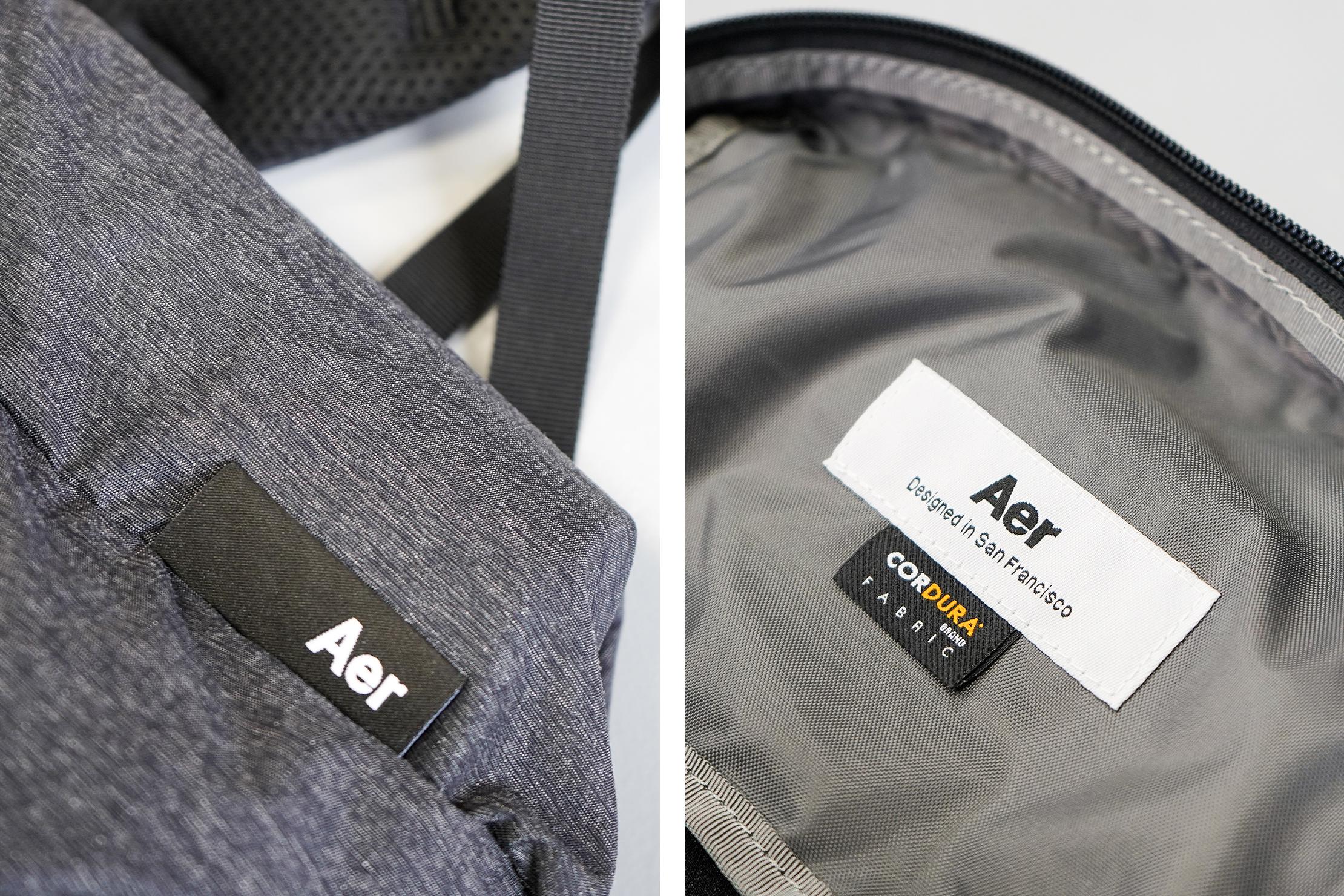 Aer Go Pack Branding