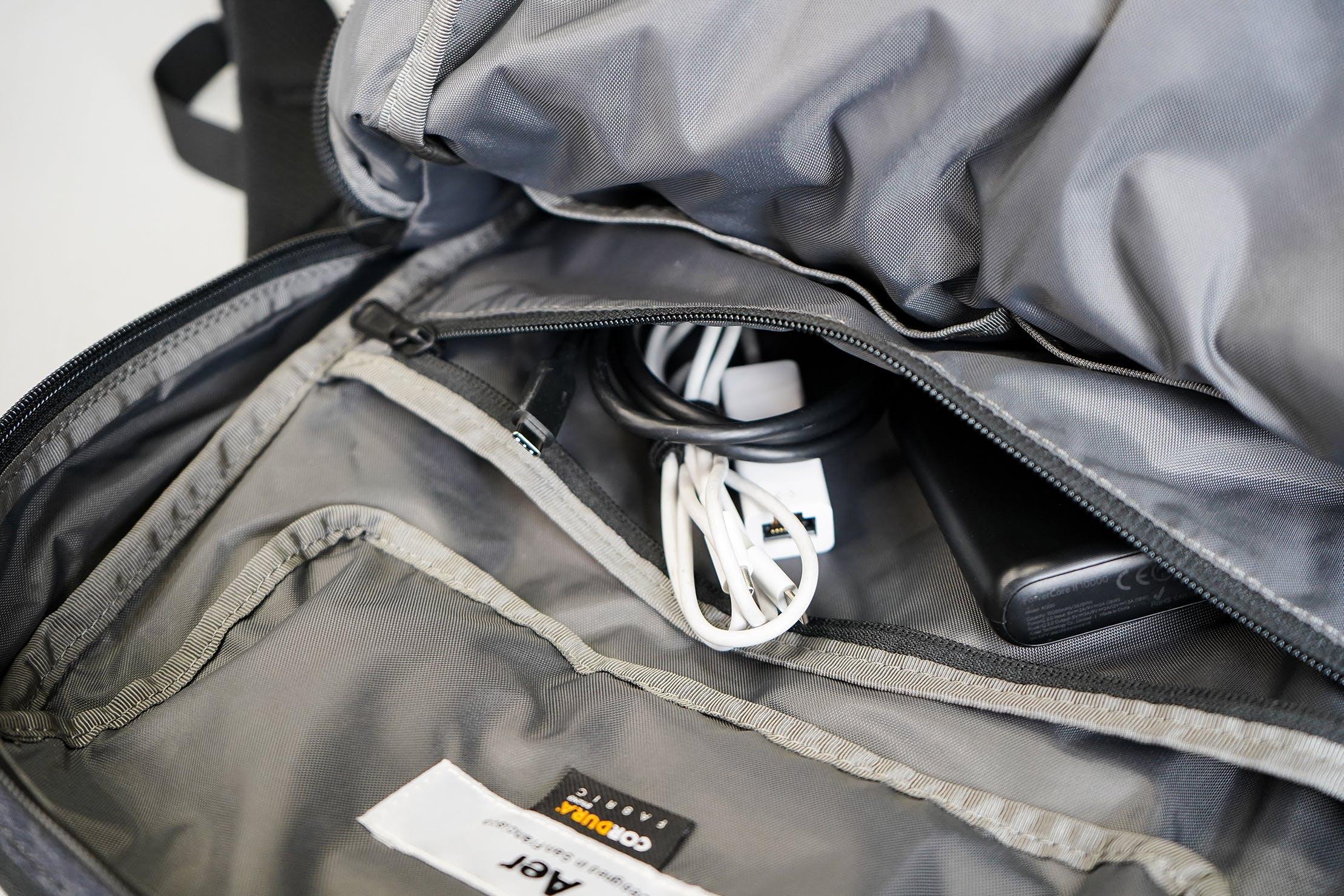Aer Go Pack Internal Zippered Pocket