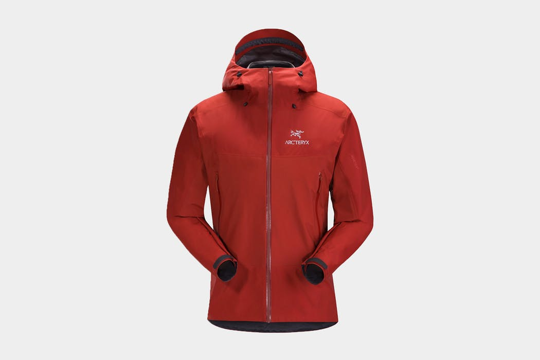Arc'teryx Beta SL Rain Jacket Review