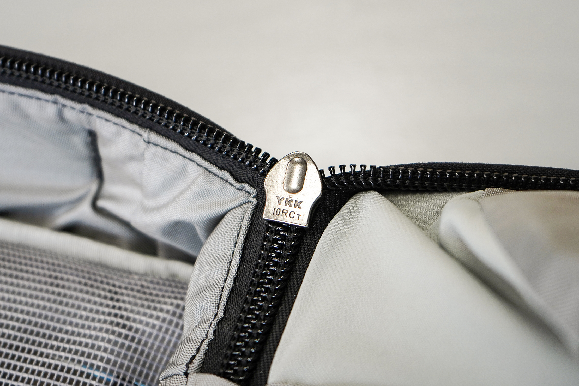 EVERGOODS CTB40 YKK Zipper