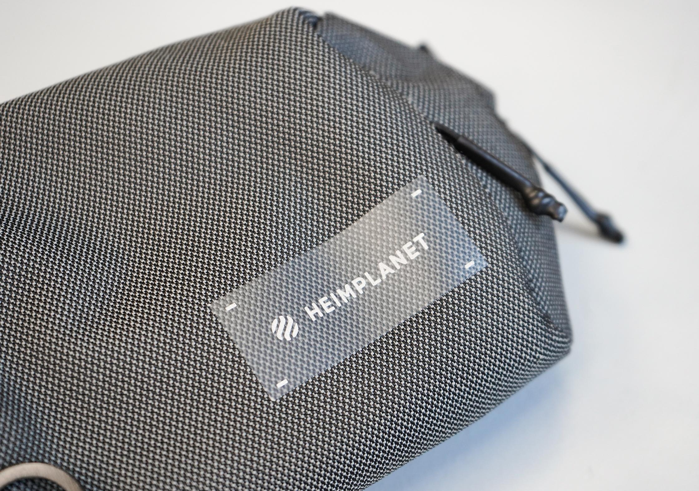 Heimplanet Transit Line Sling Pocket Branding